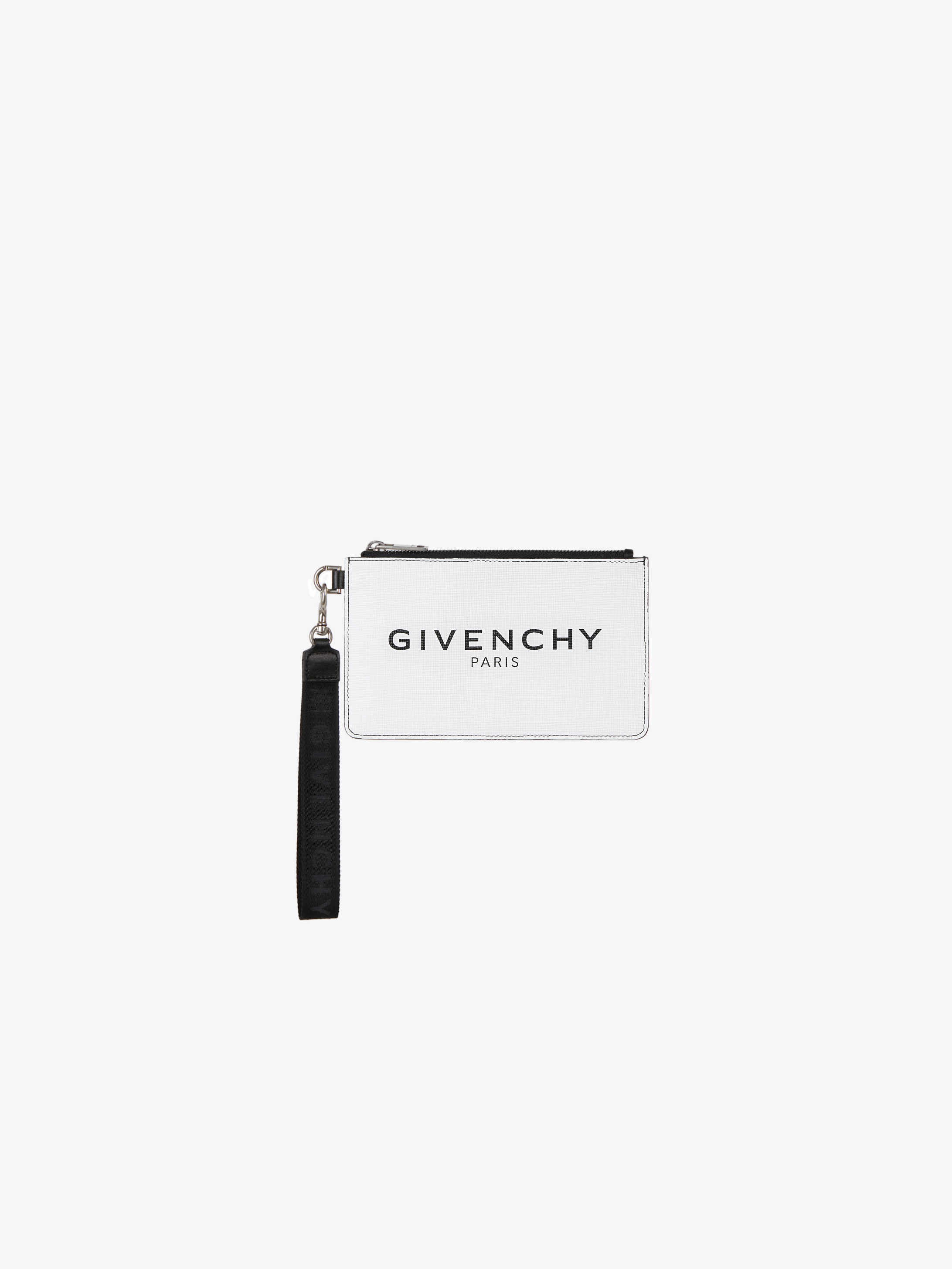 GIVENCHY PARIS glow in the dark mini pouch