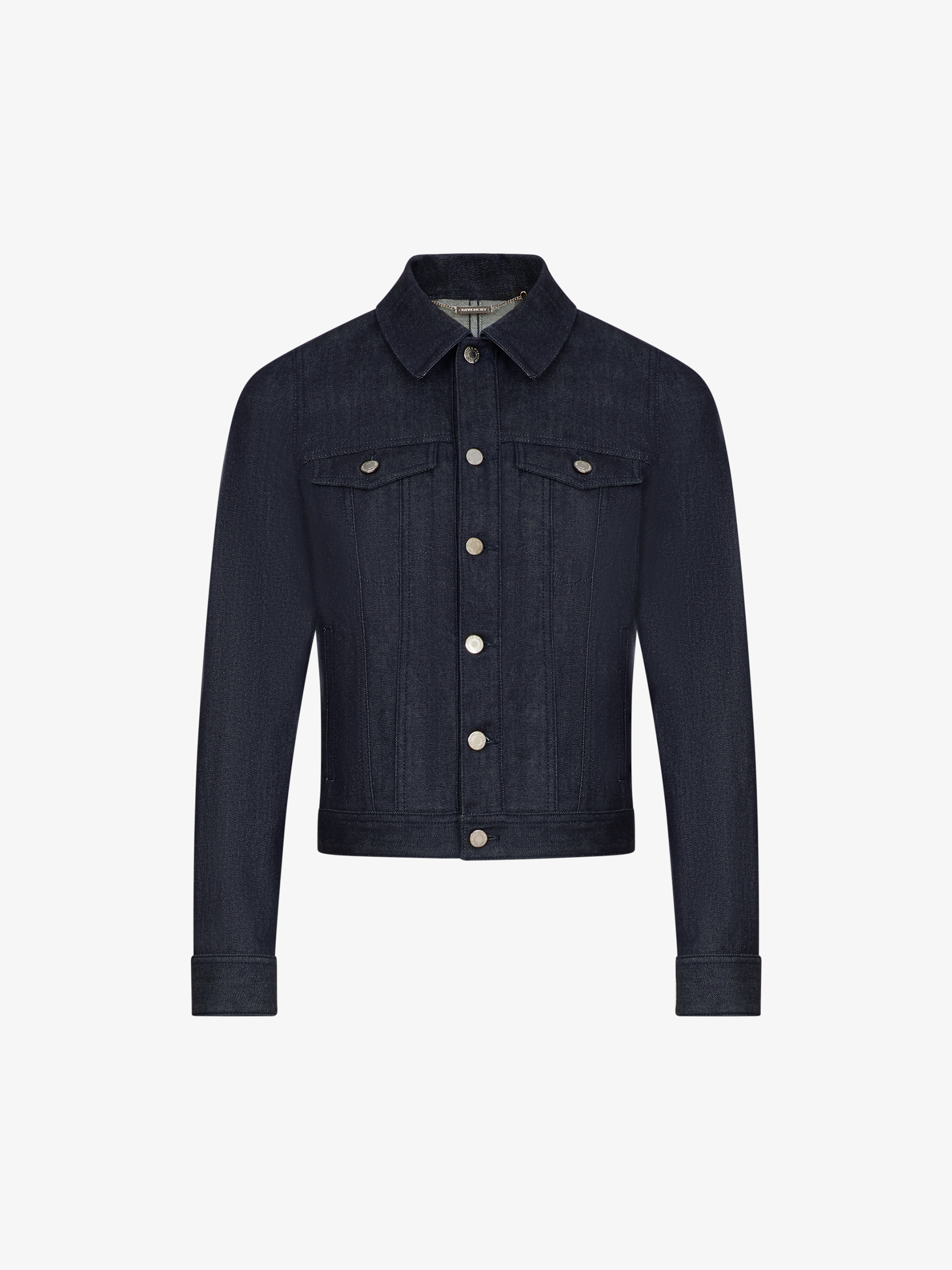 GIVENCHY PARIS denim jacket