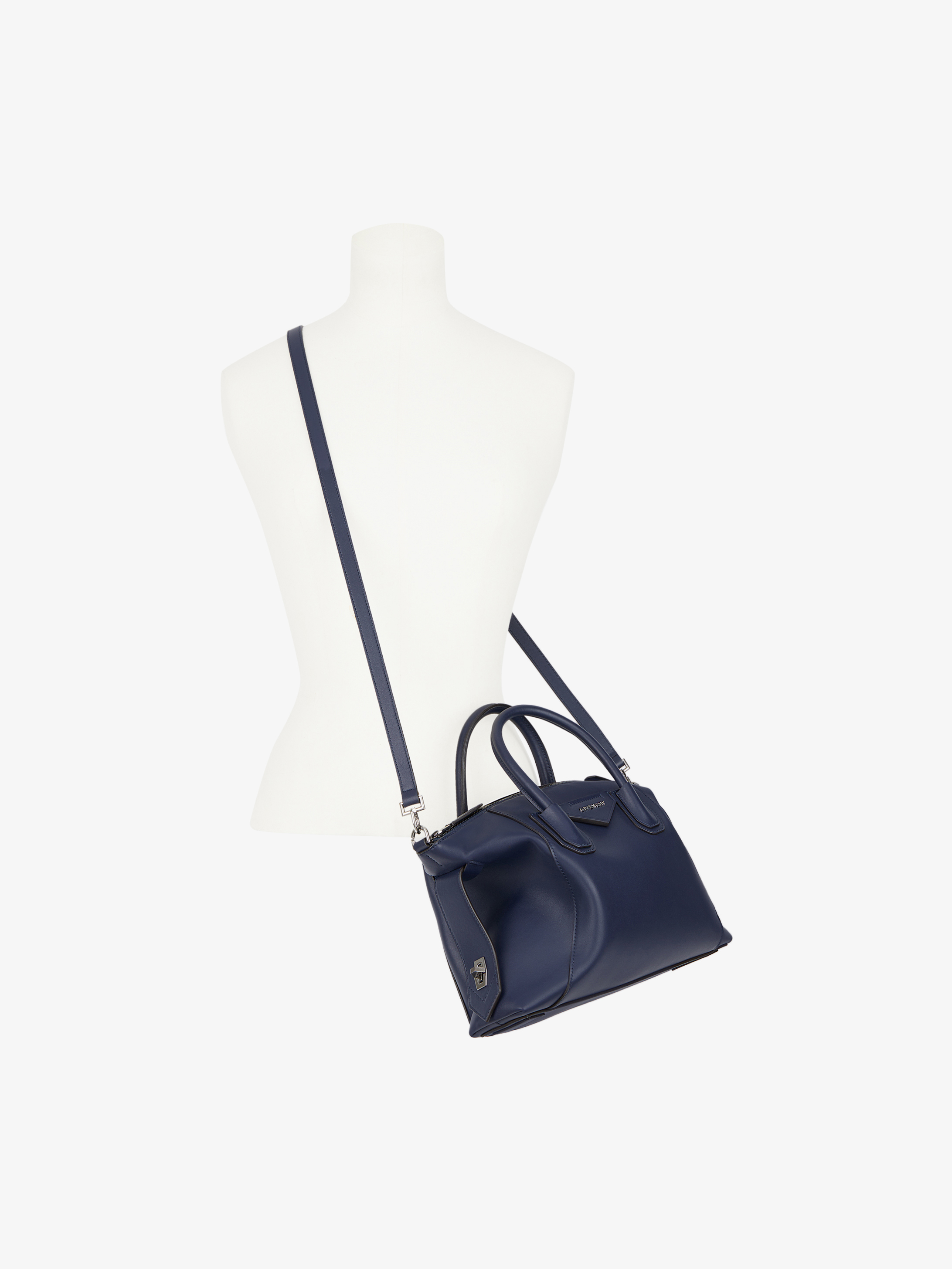 Small Antigona Soft bag in smooth leather