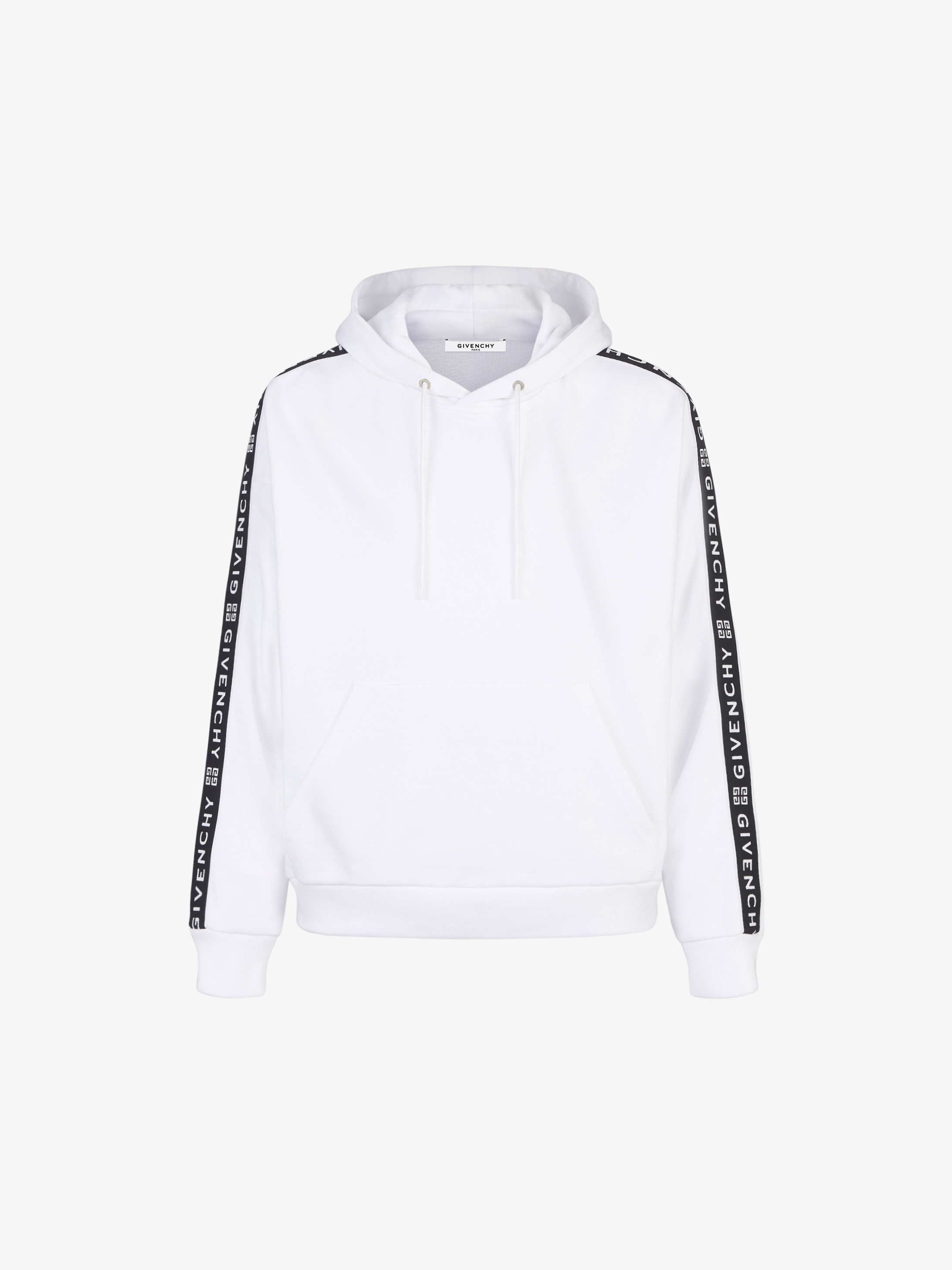 GIVENCHY 4G webbing hoodie