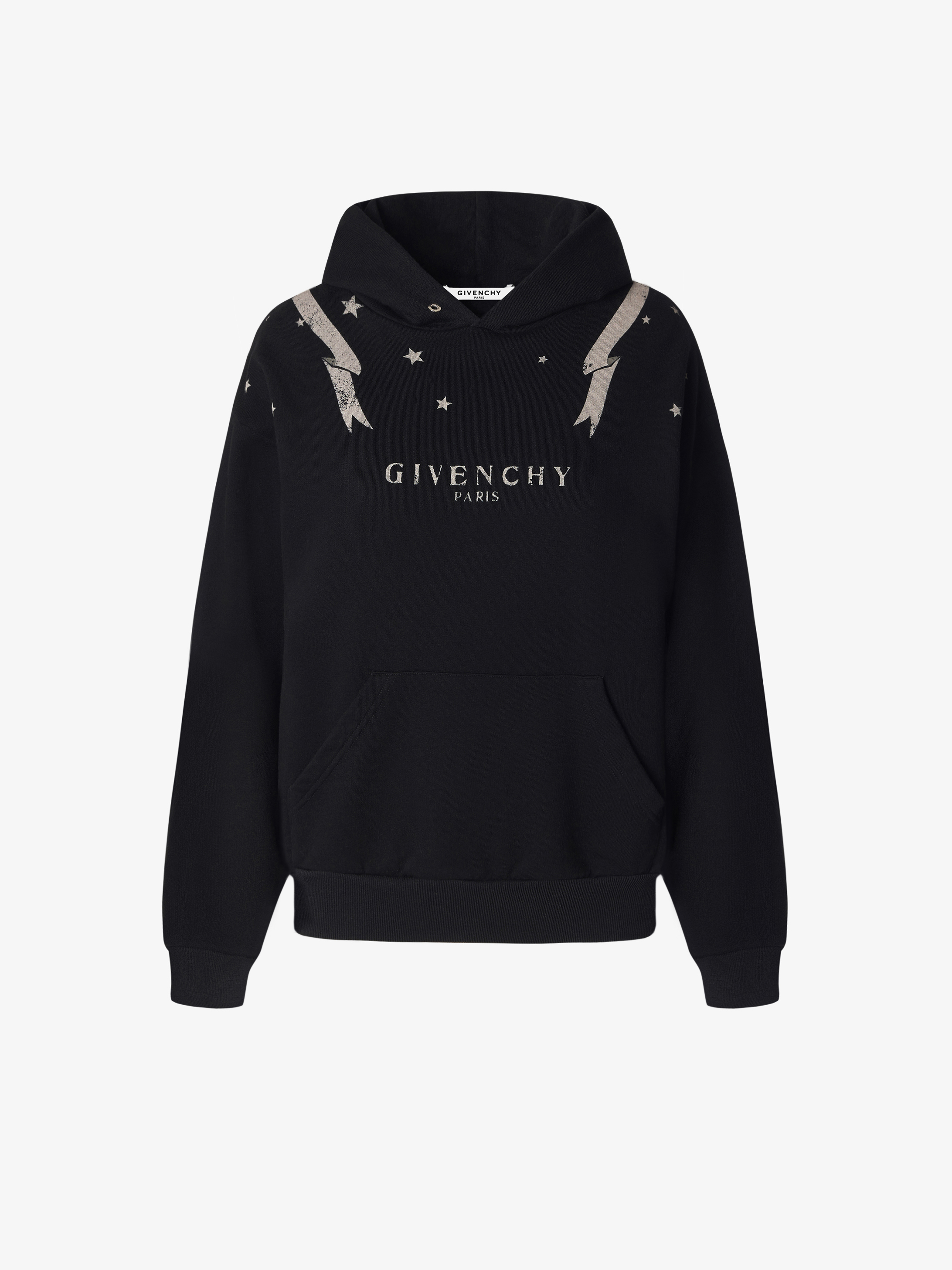 153a61b29 Gemini embroidered hoodie | GIVENCHY Paris