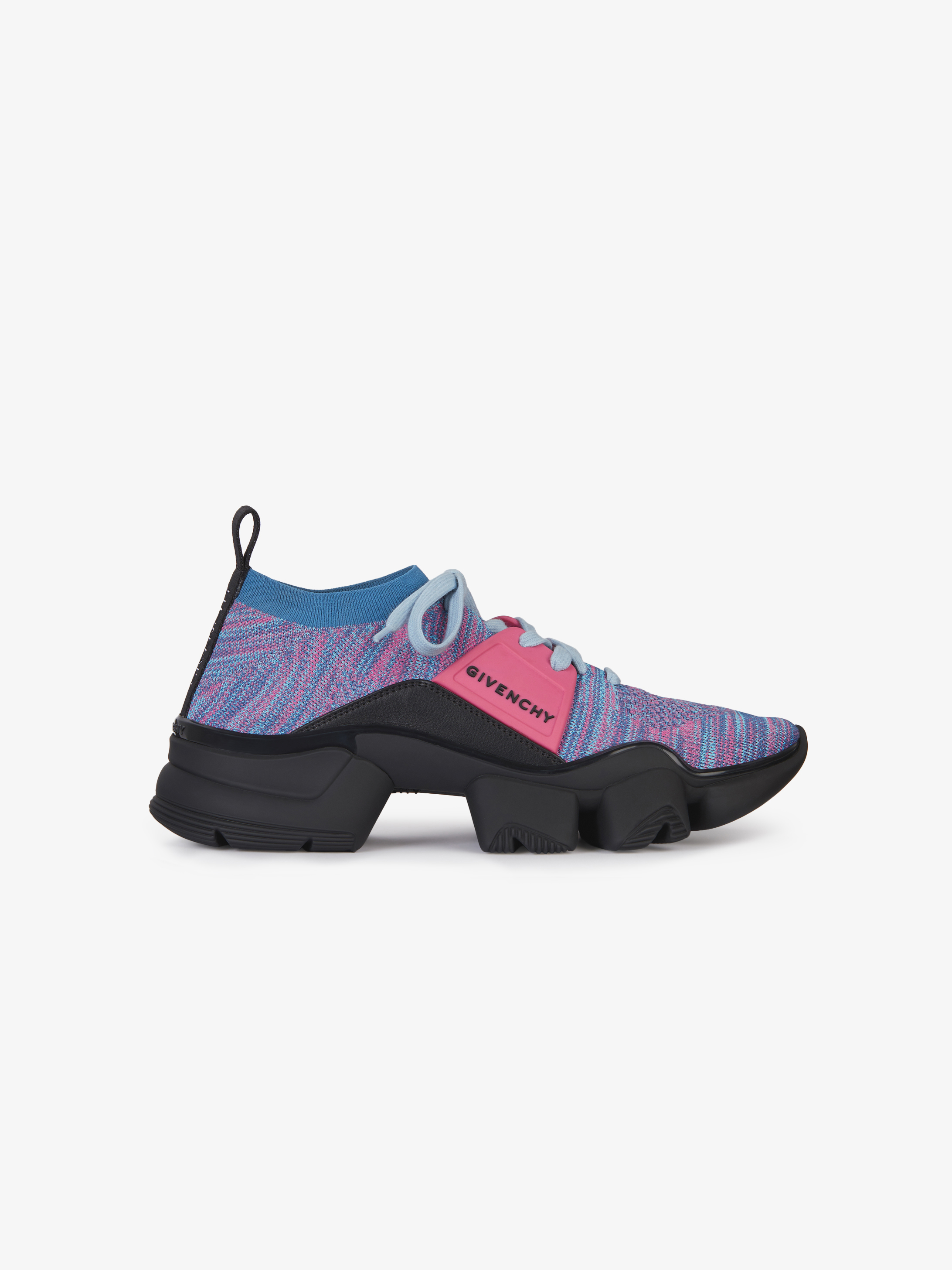 Jaw low knitted sneakers