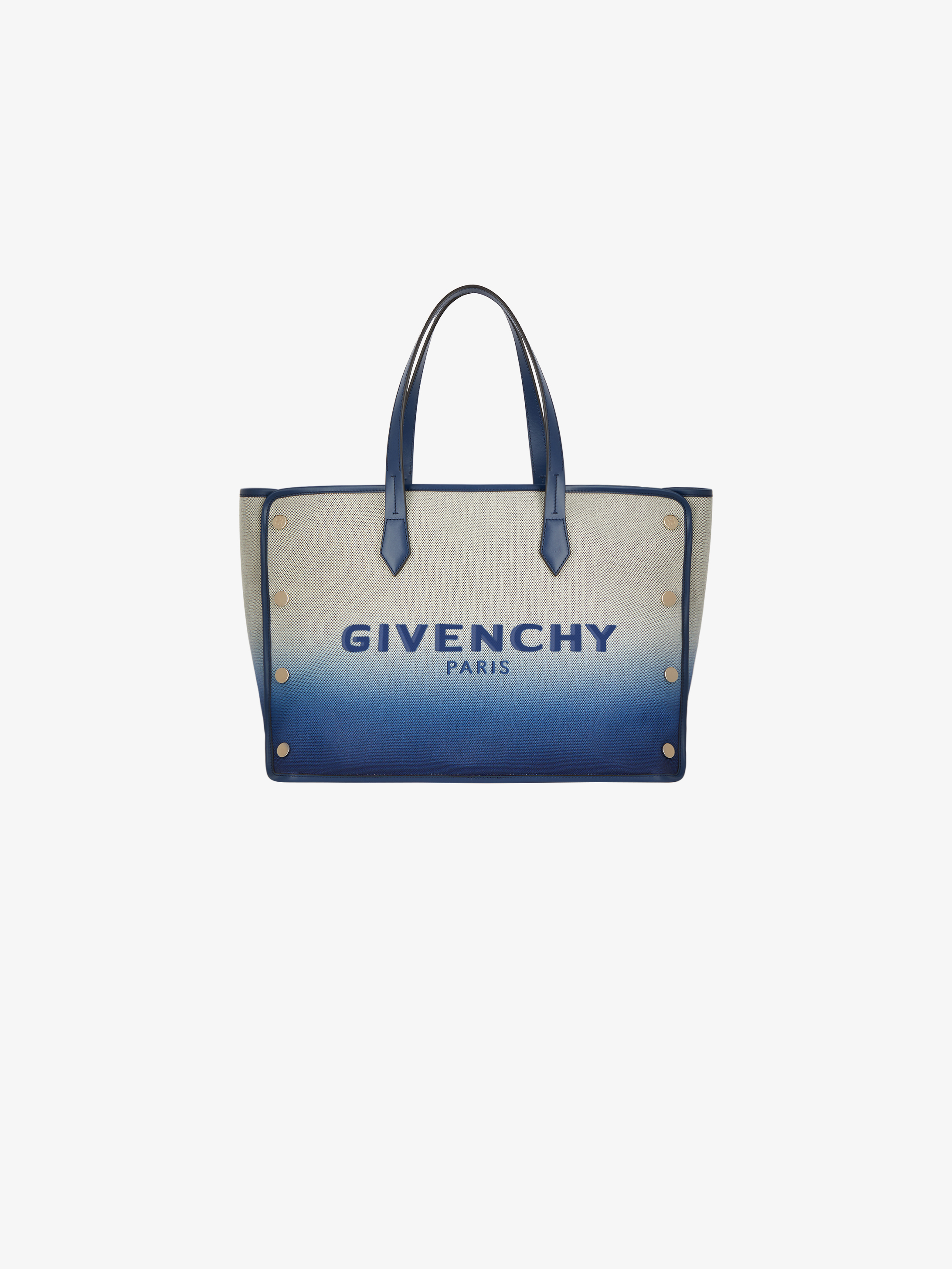 Medium Bond shopper in GIVENCHY faded canvas
