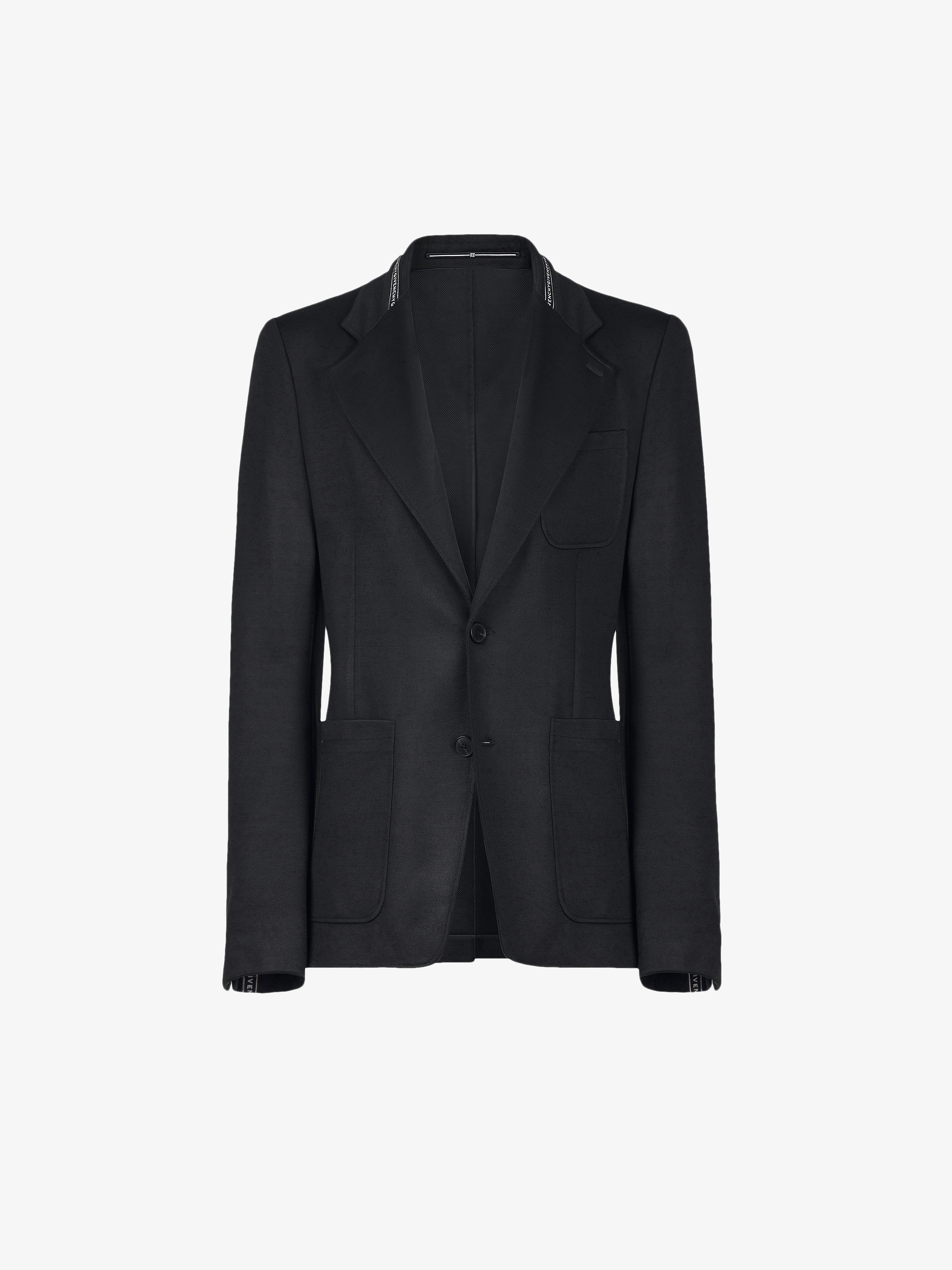 GIVENCHY webbing jacket