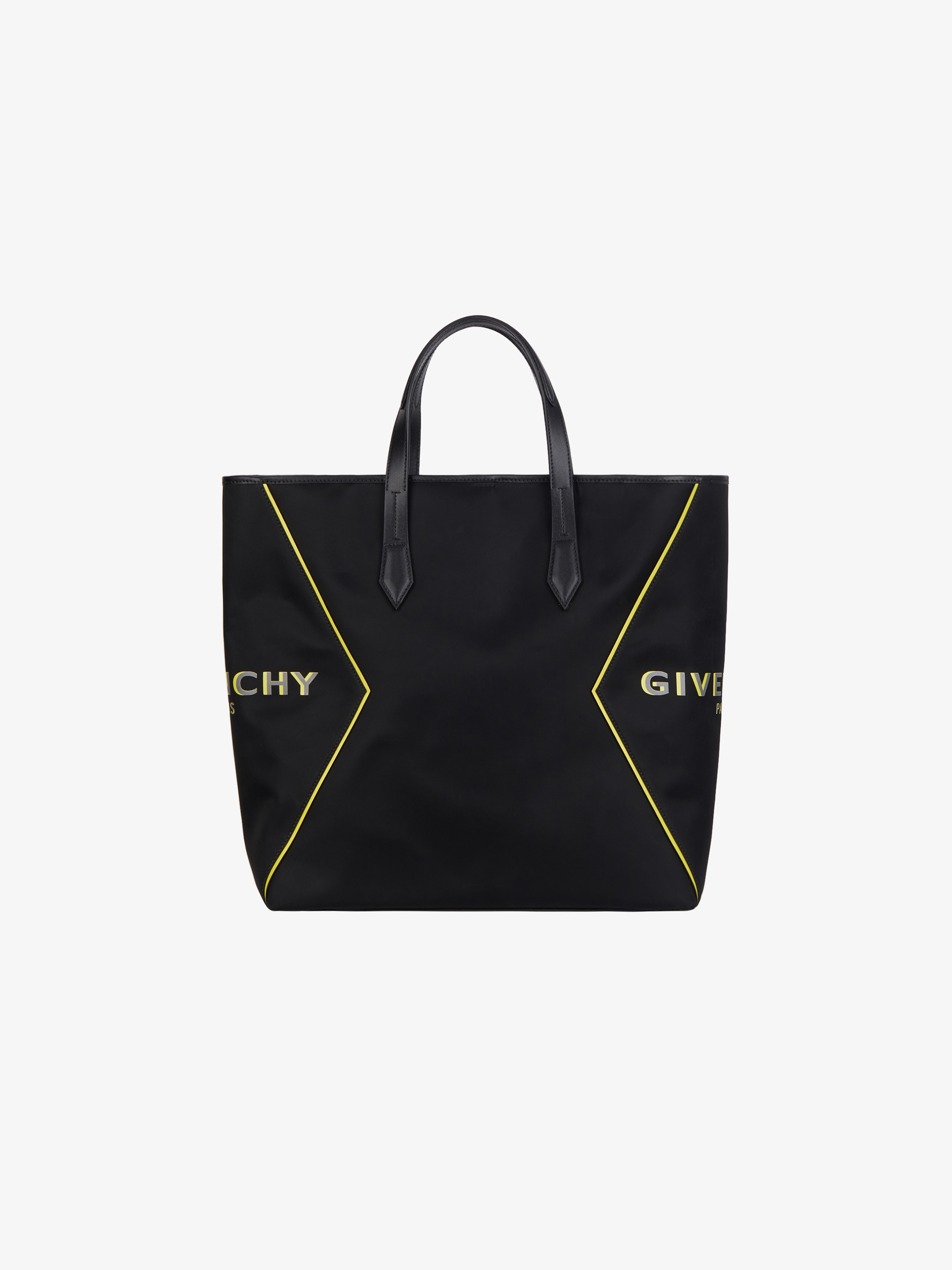 Bond GIVENCHY PARIS shopping bag in nylon