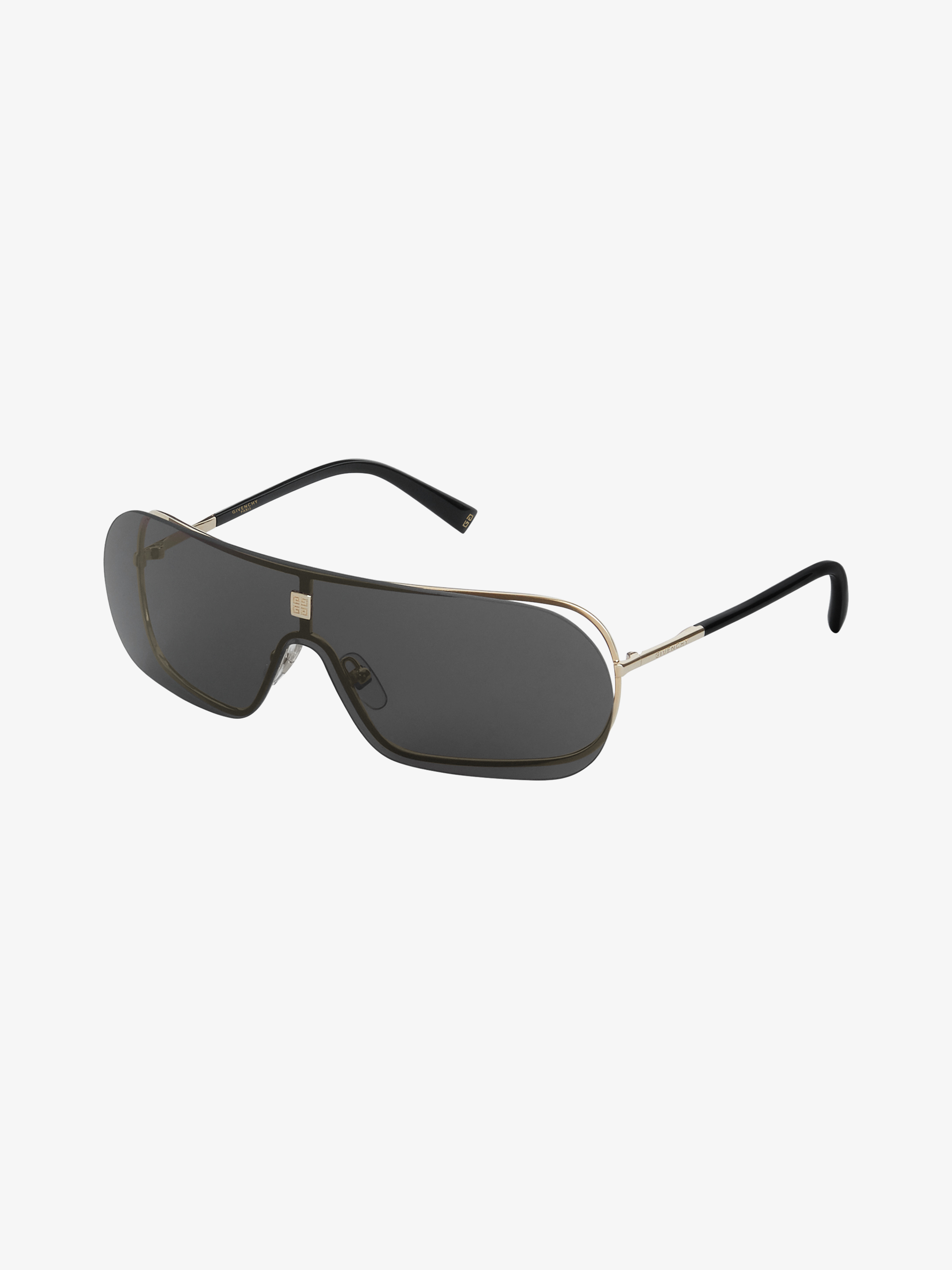 Unisex GV Eclipse sunglasses in metal
