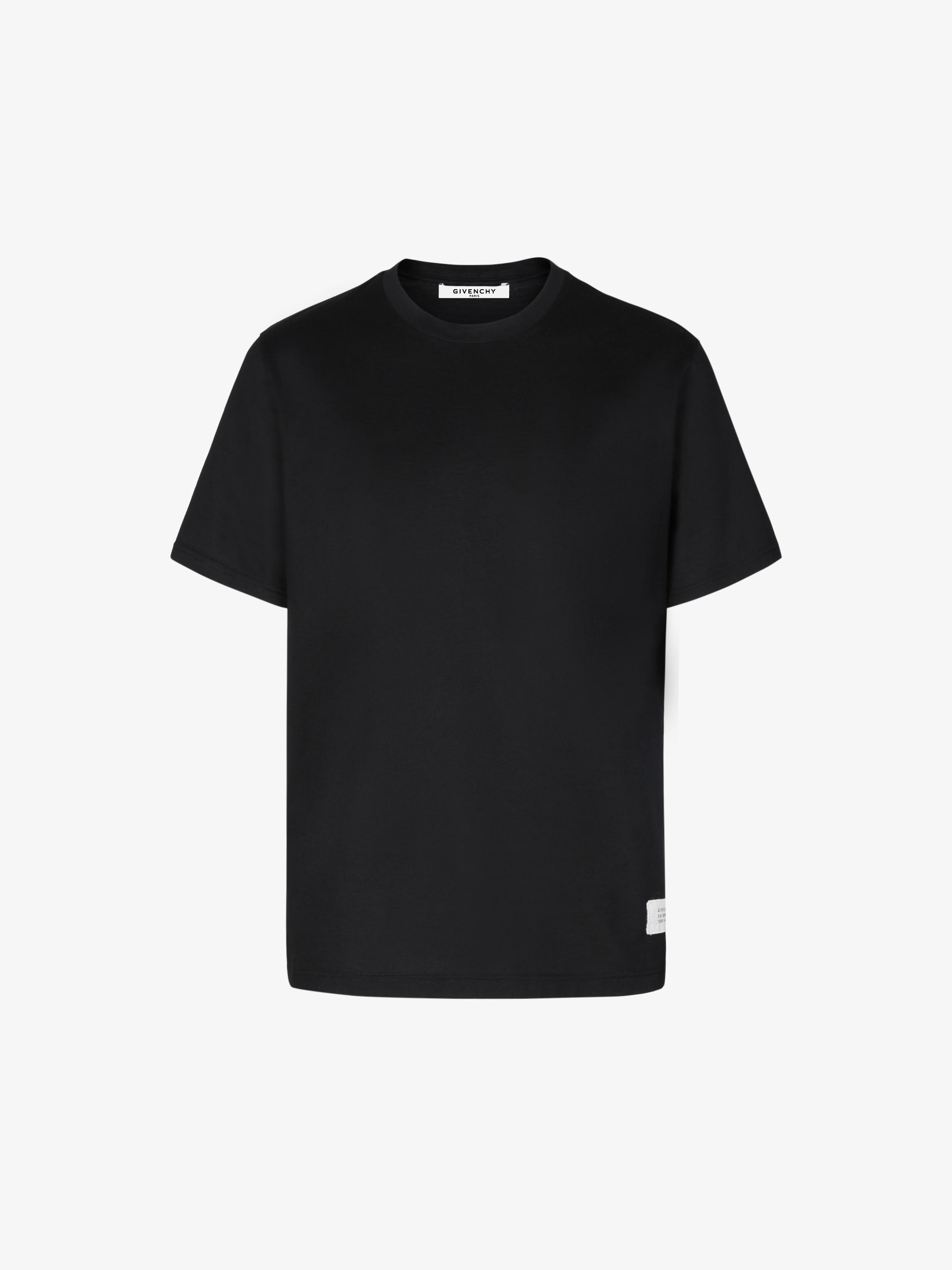 Atelier patch Slim fit t-shirt
