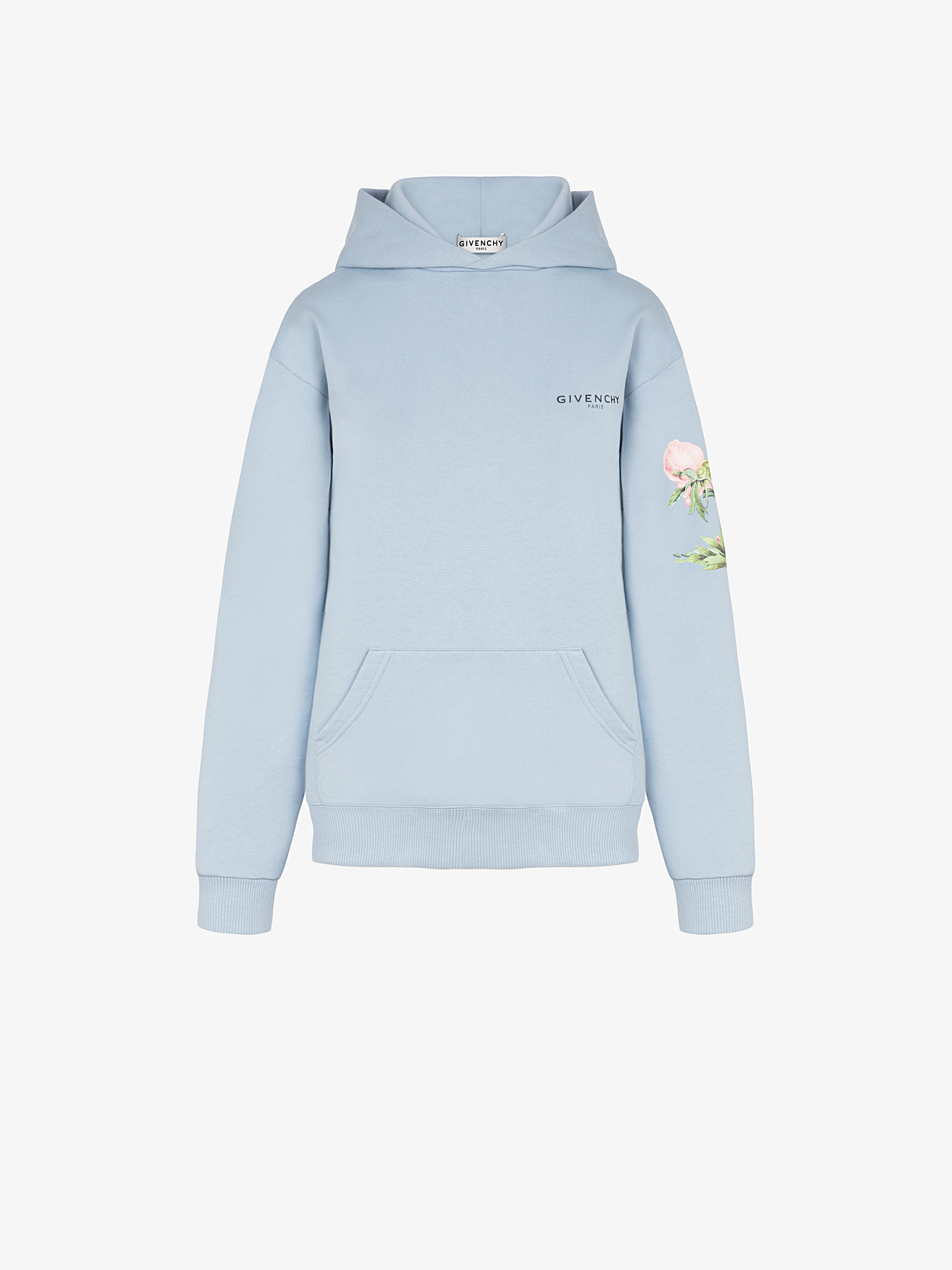GIVENCHY Amore printed hoodie