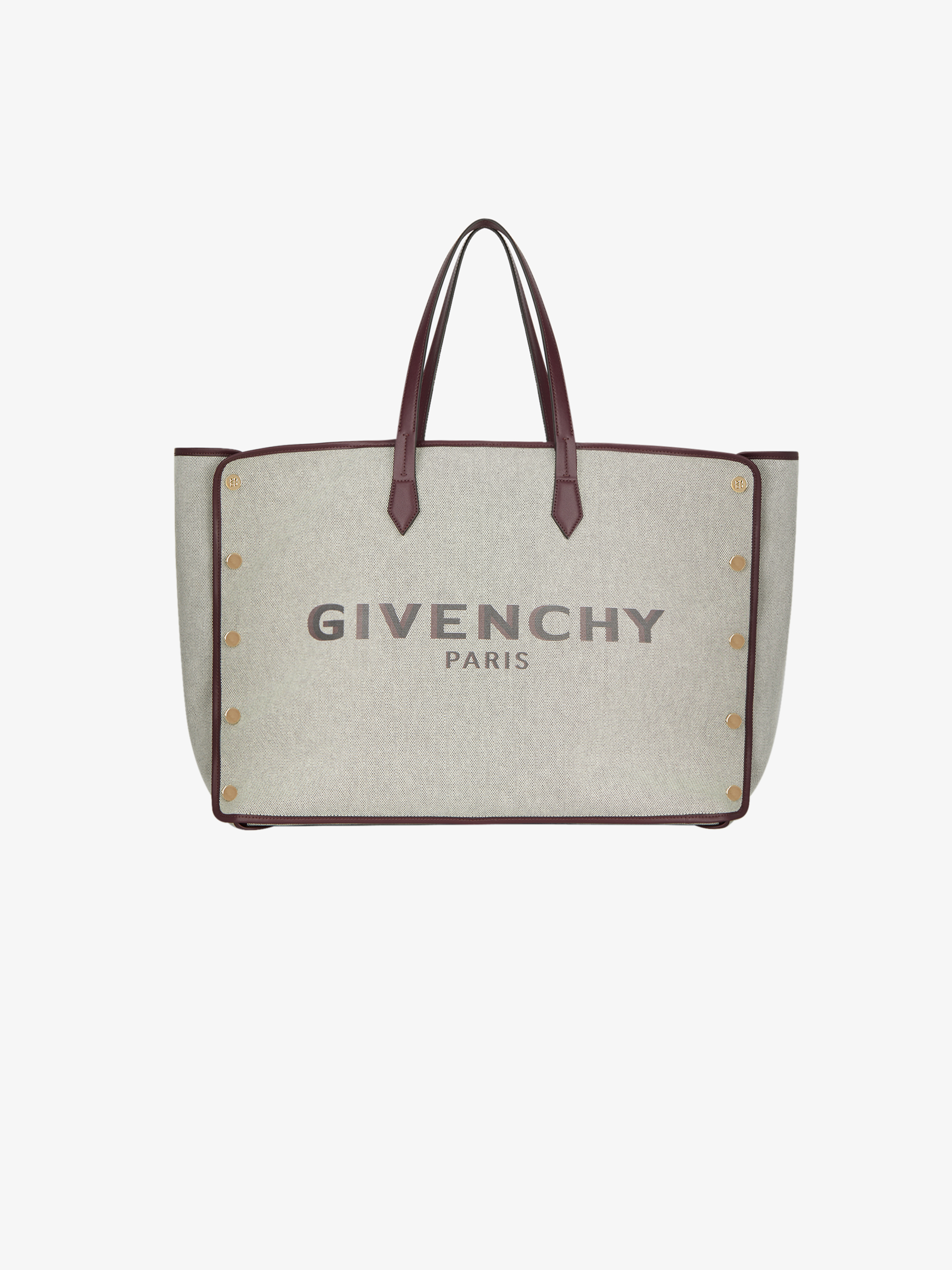Bond large shopper in GIVENCHY canvas