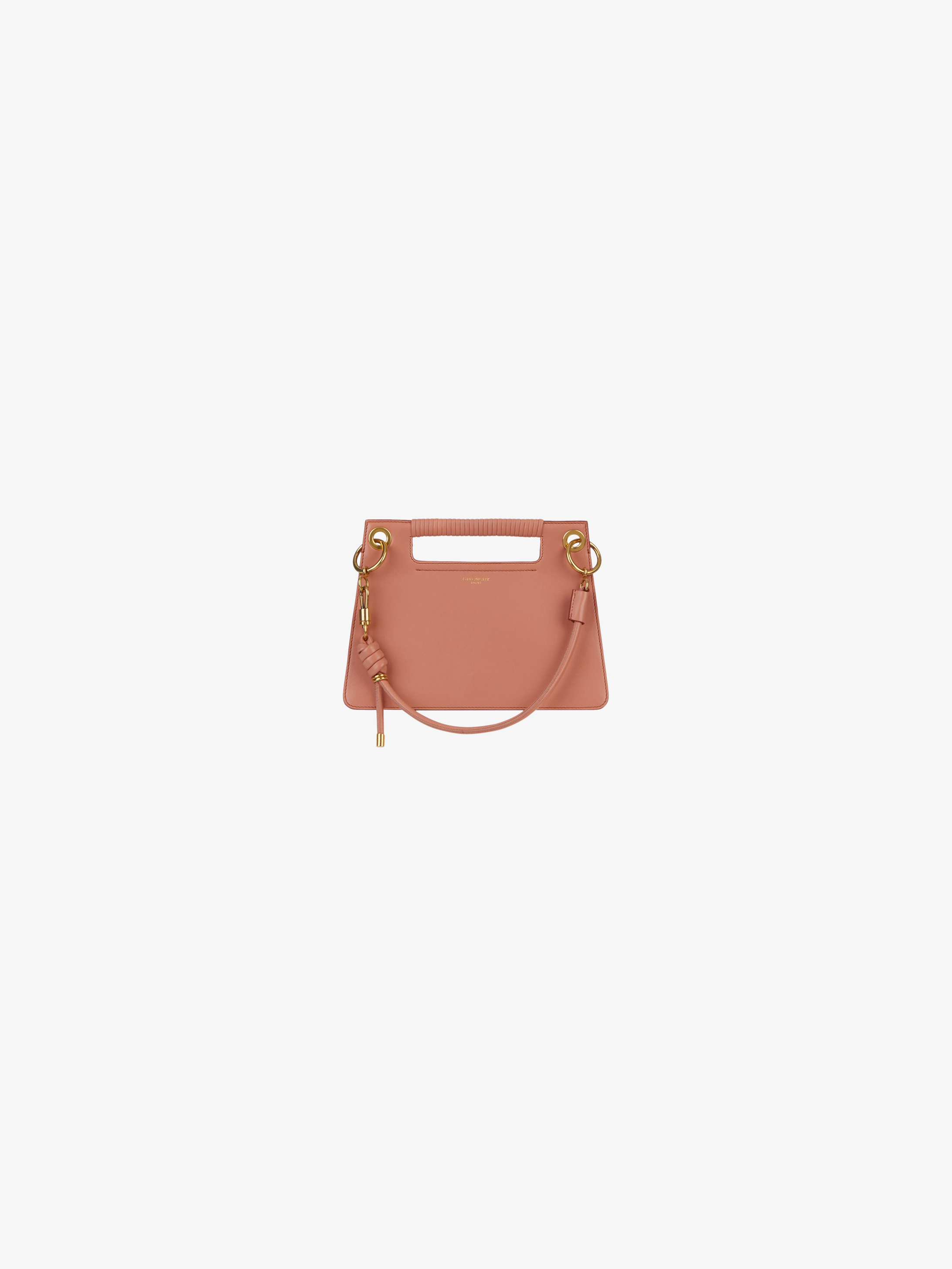 Small Whip bag in smooth leather