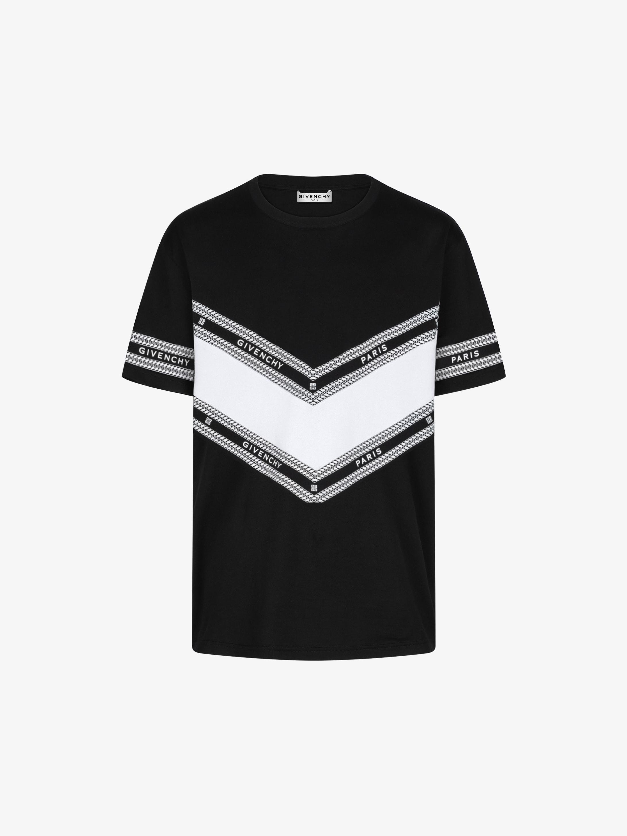 GIVENCHY 체인 티셔츠
