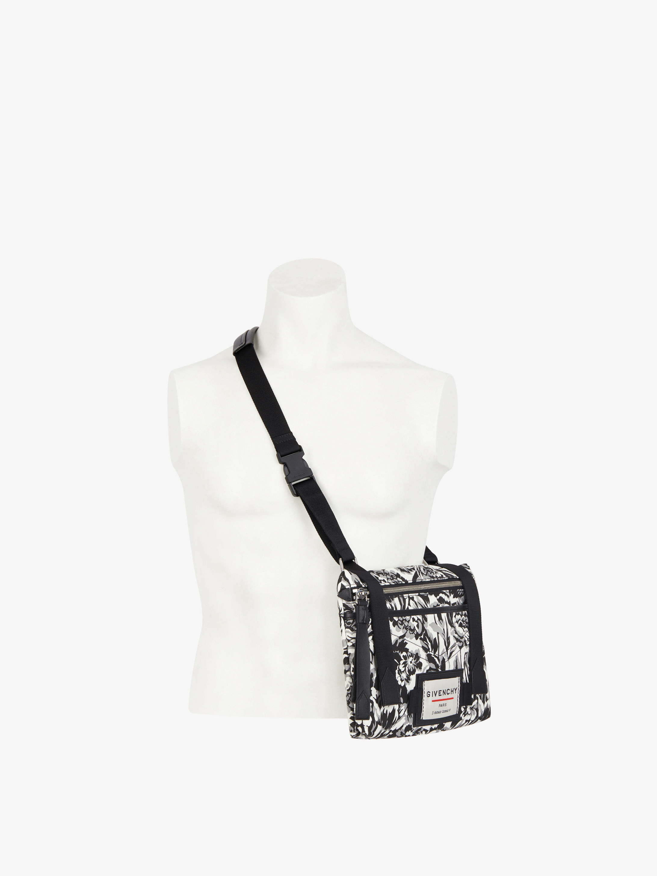 GIVENCHY Downtown cross-body bag in nylon