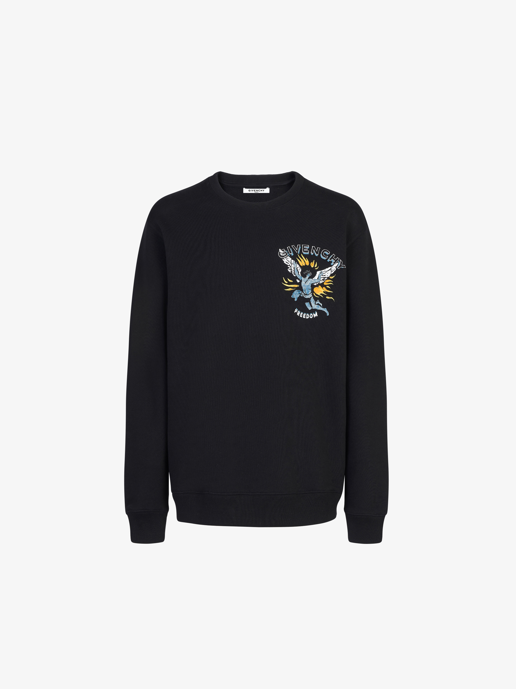 Icarus printed sweatshirt