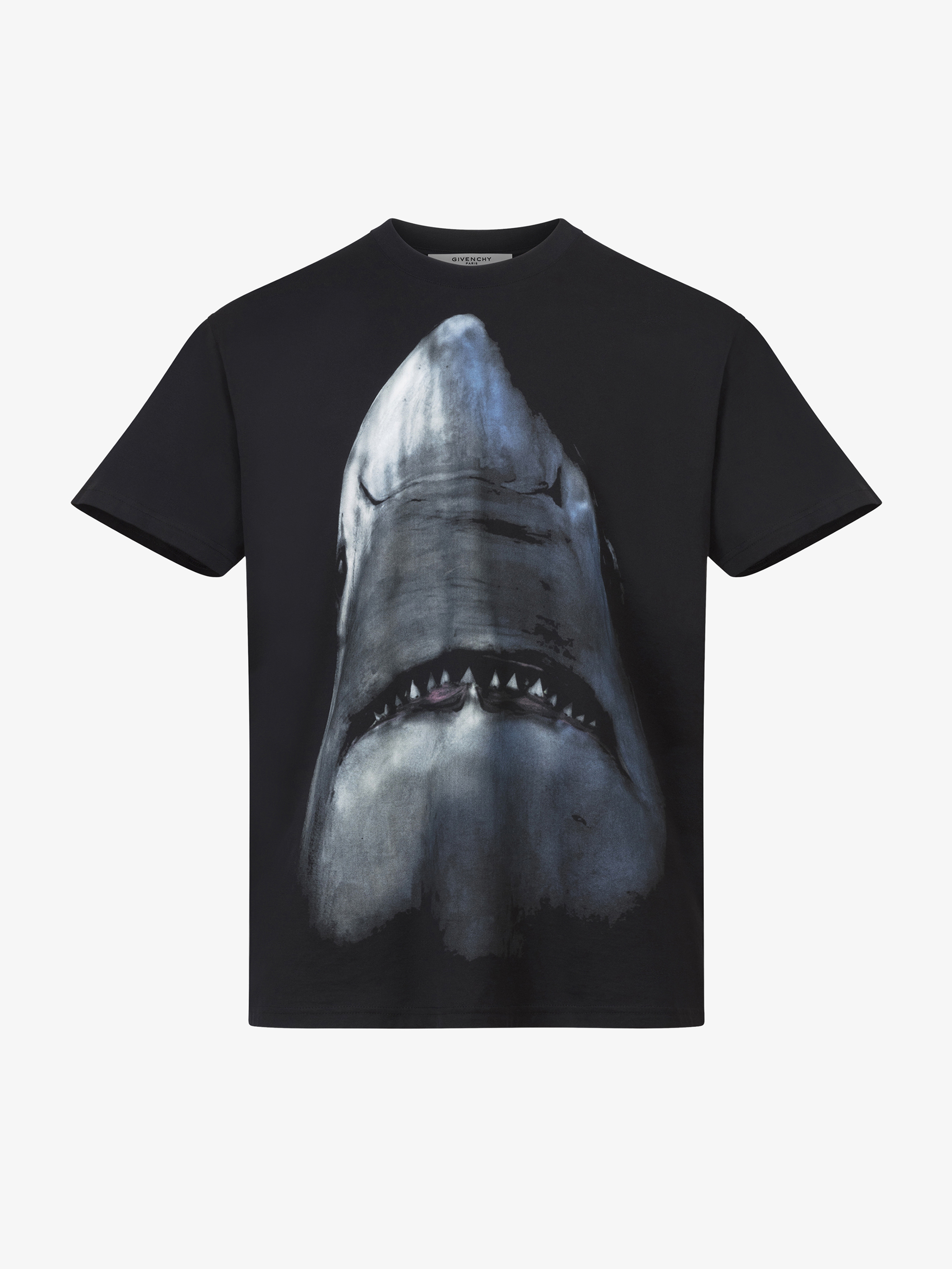 T-shirt oversized imprimé Shark