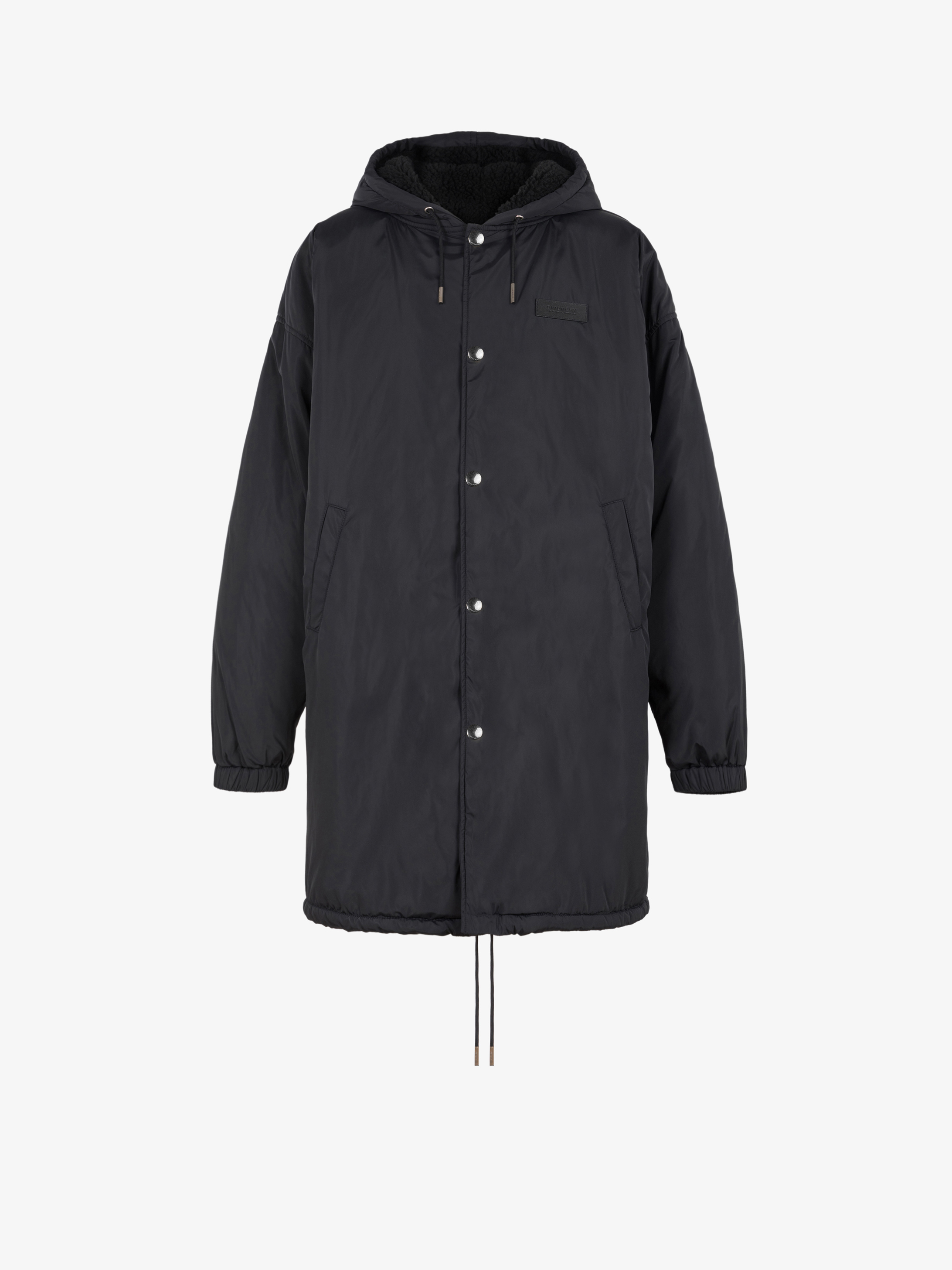 Studio Homme GIVENCHY parka in nylon
