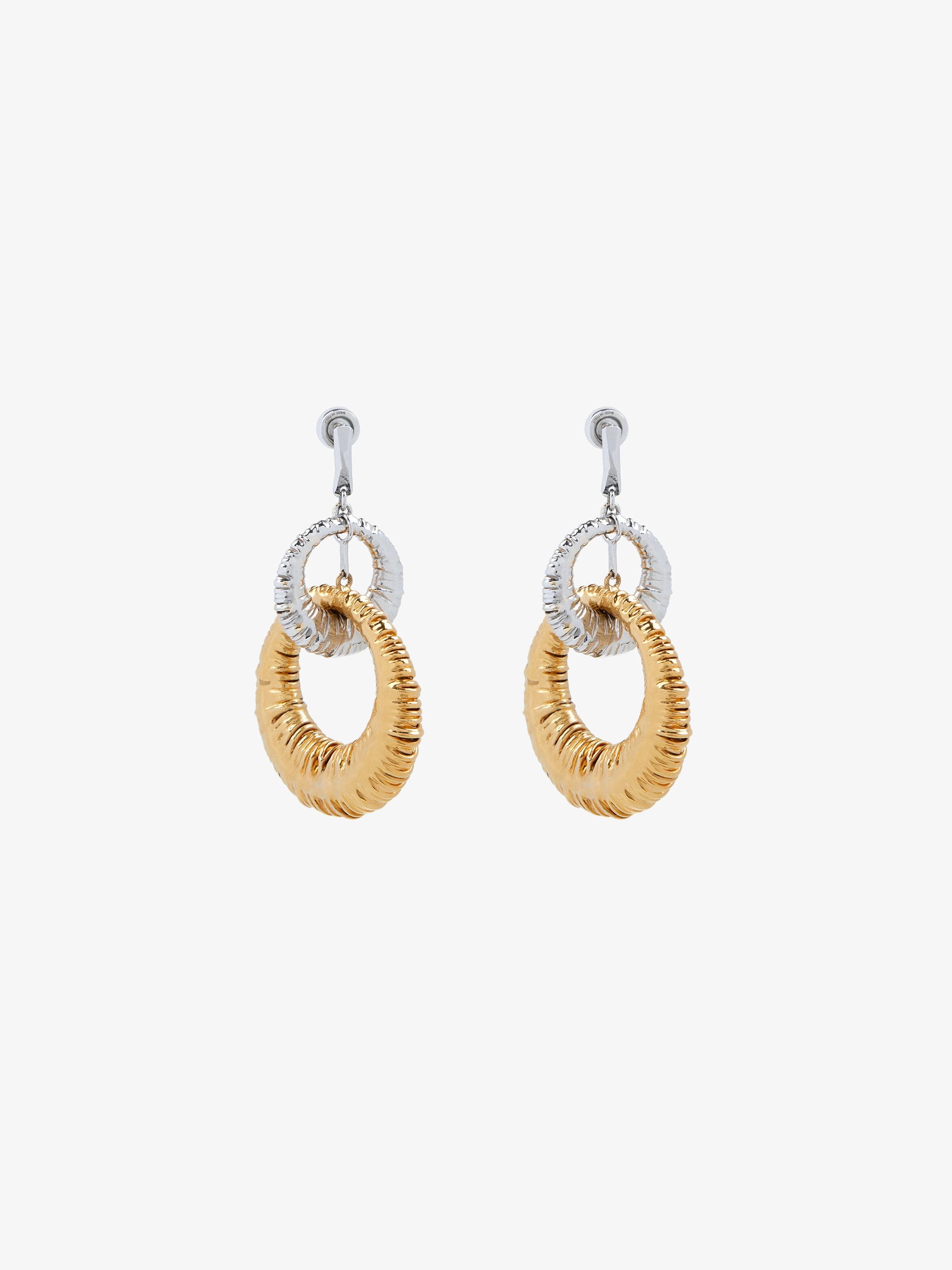 Eclipse earrings