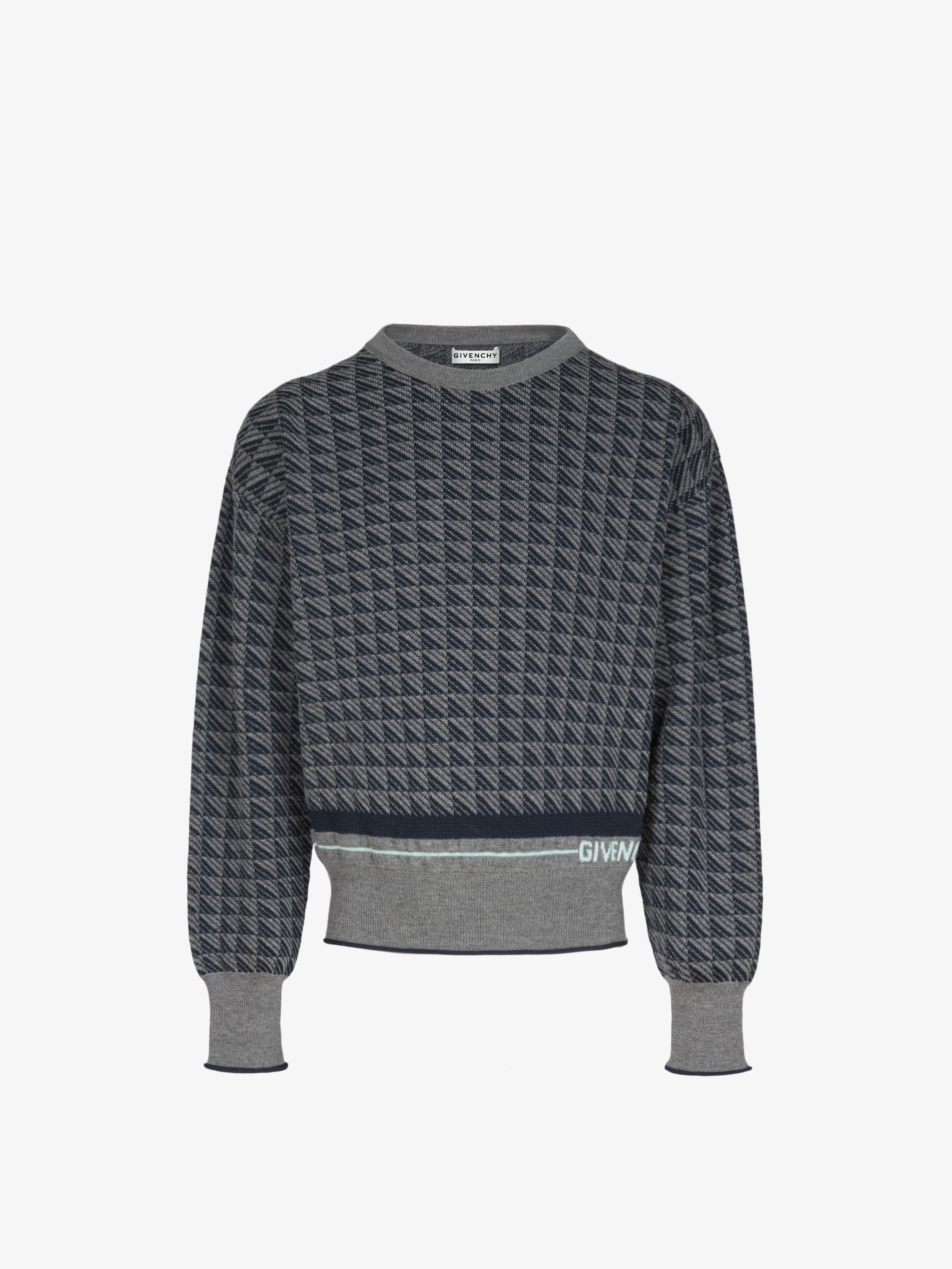 GIVENCHY sweater with pattern