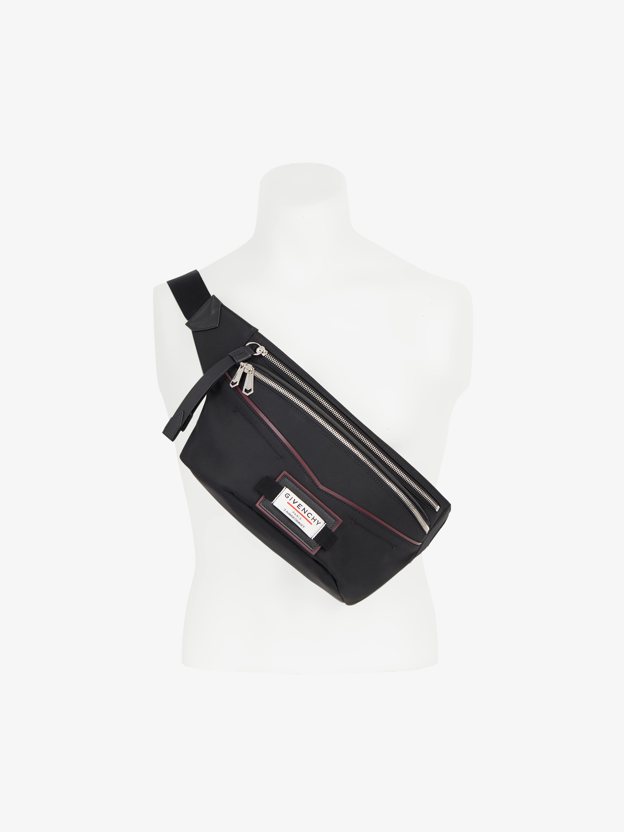 GIVENCHY Downtown bum bag in nylon