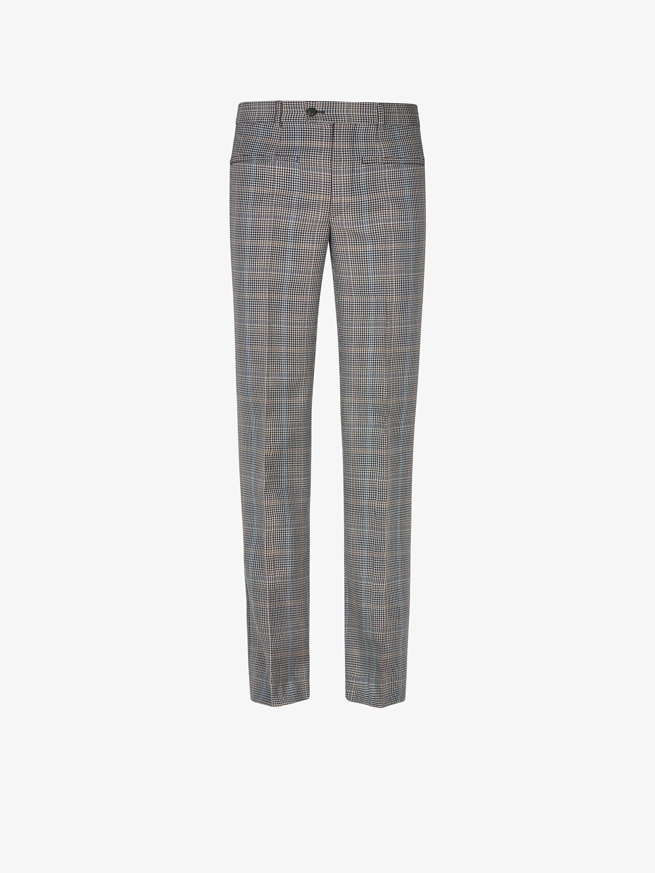 Skinny pants in Prince of Wales