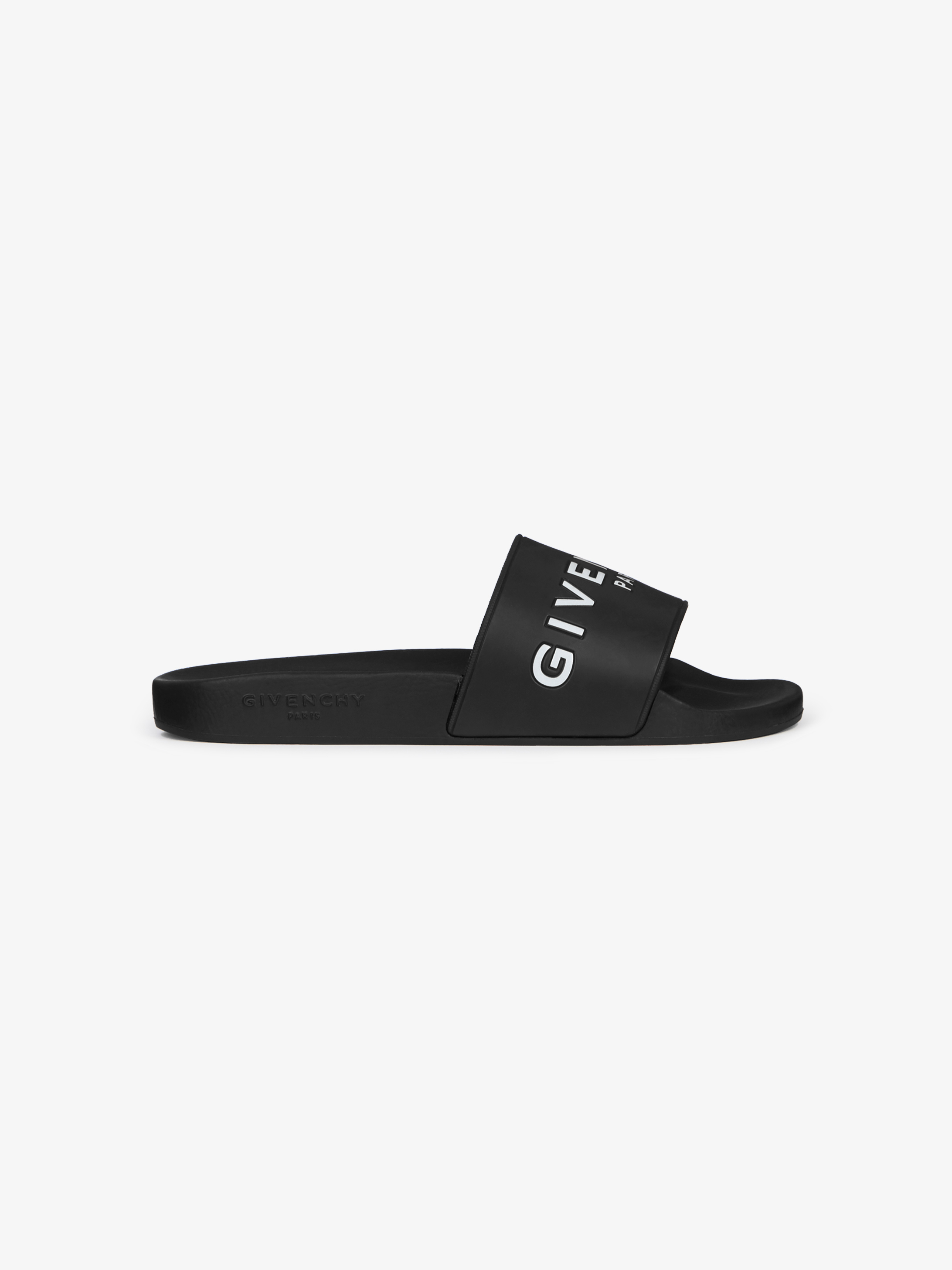 Slipper piatti di gomma GIVENCHY PARIS
