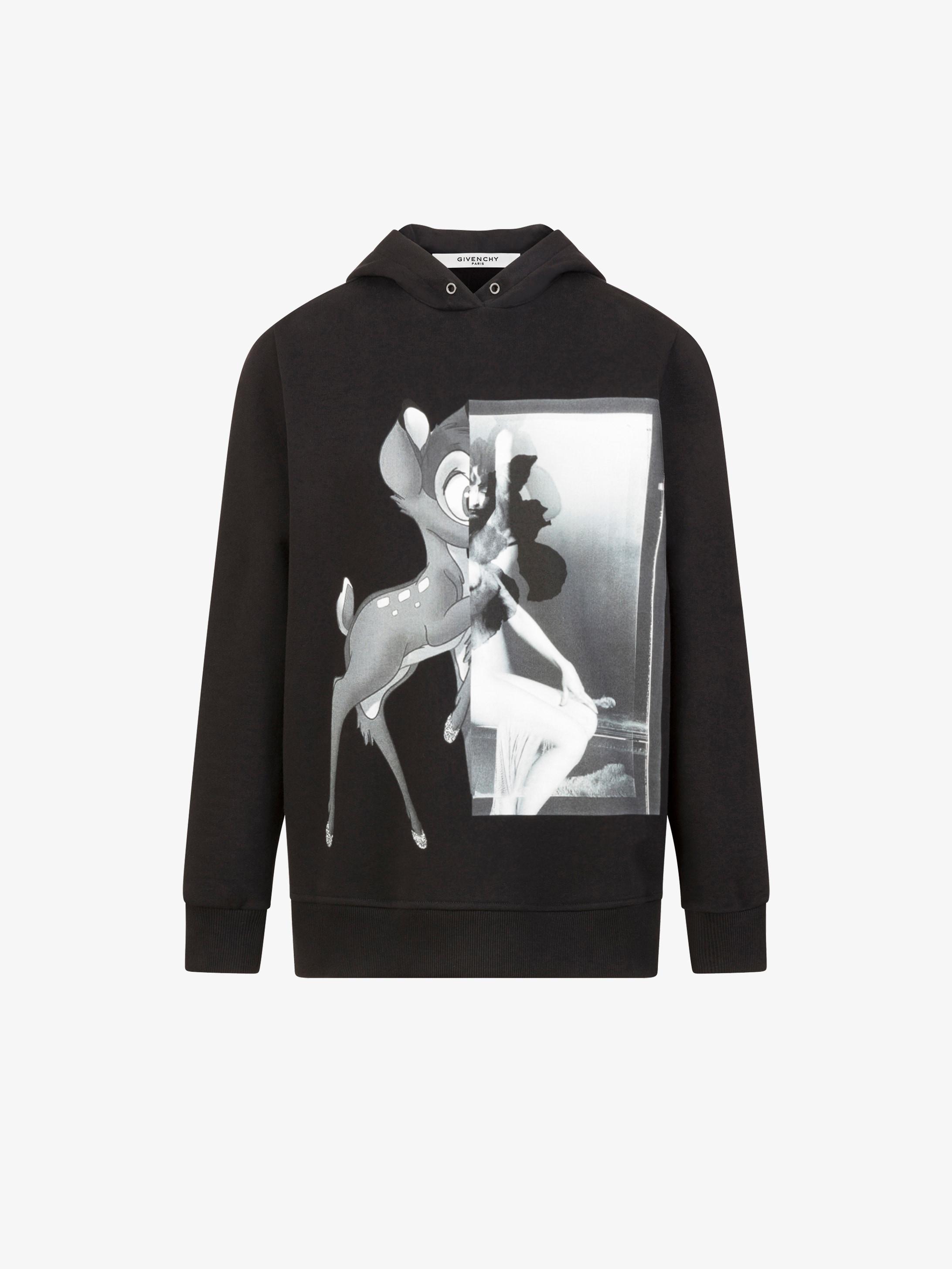b87652c2a42f Givenchy Bambi printed sweatshirt | GIVENCHY Paris
