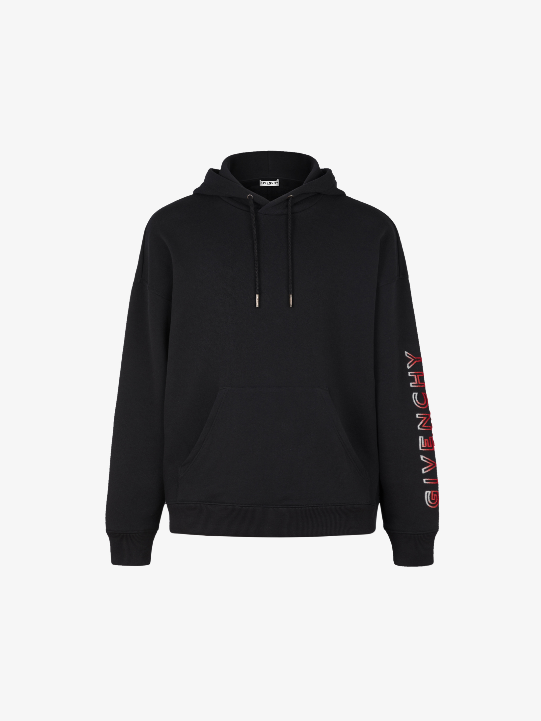 GIVENCHY faded hoodie