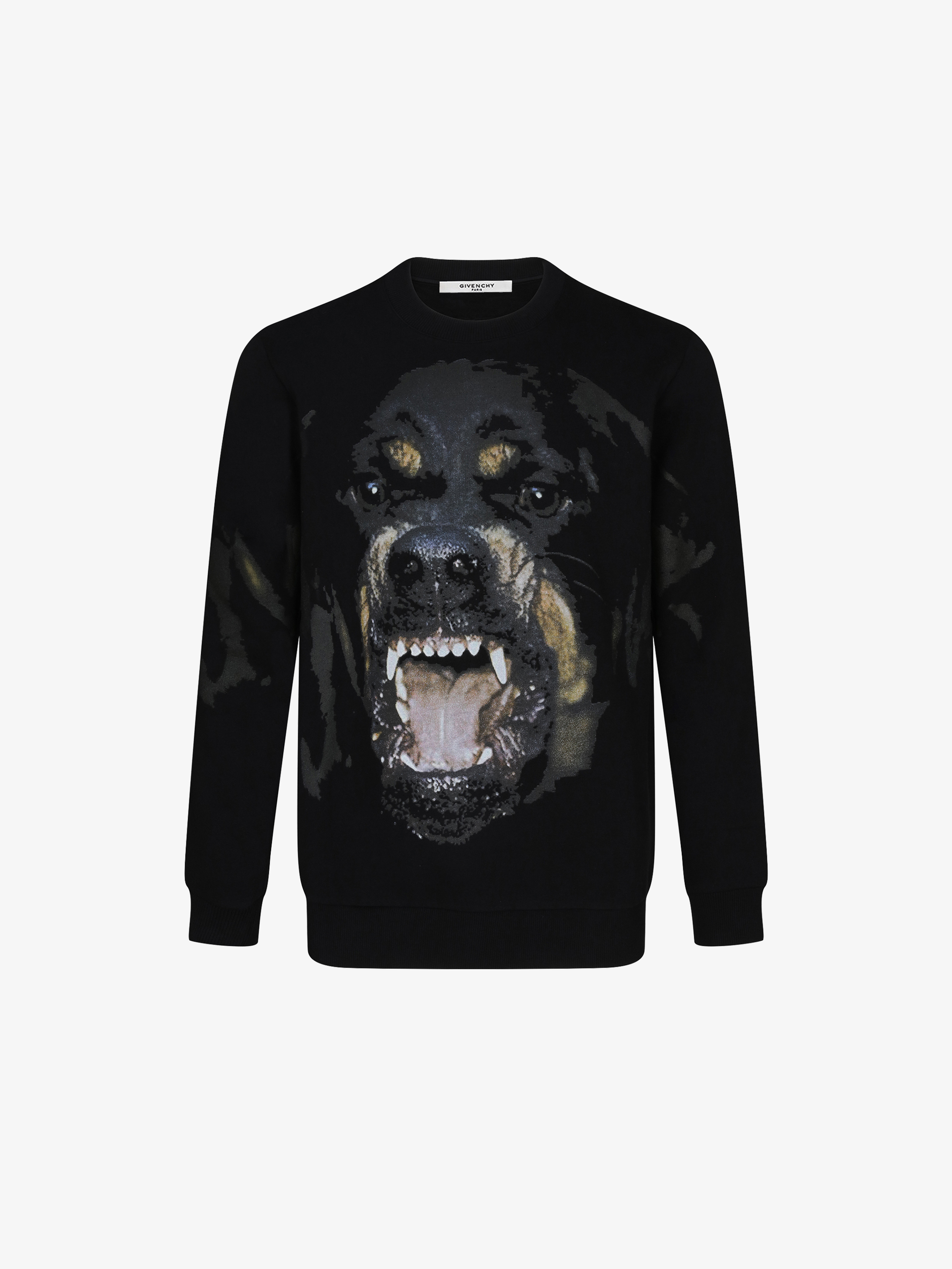 Rottweiler printed sweatshirt