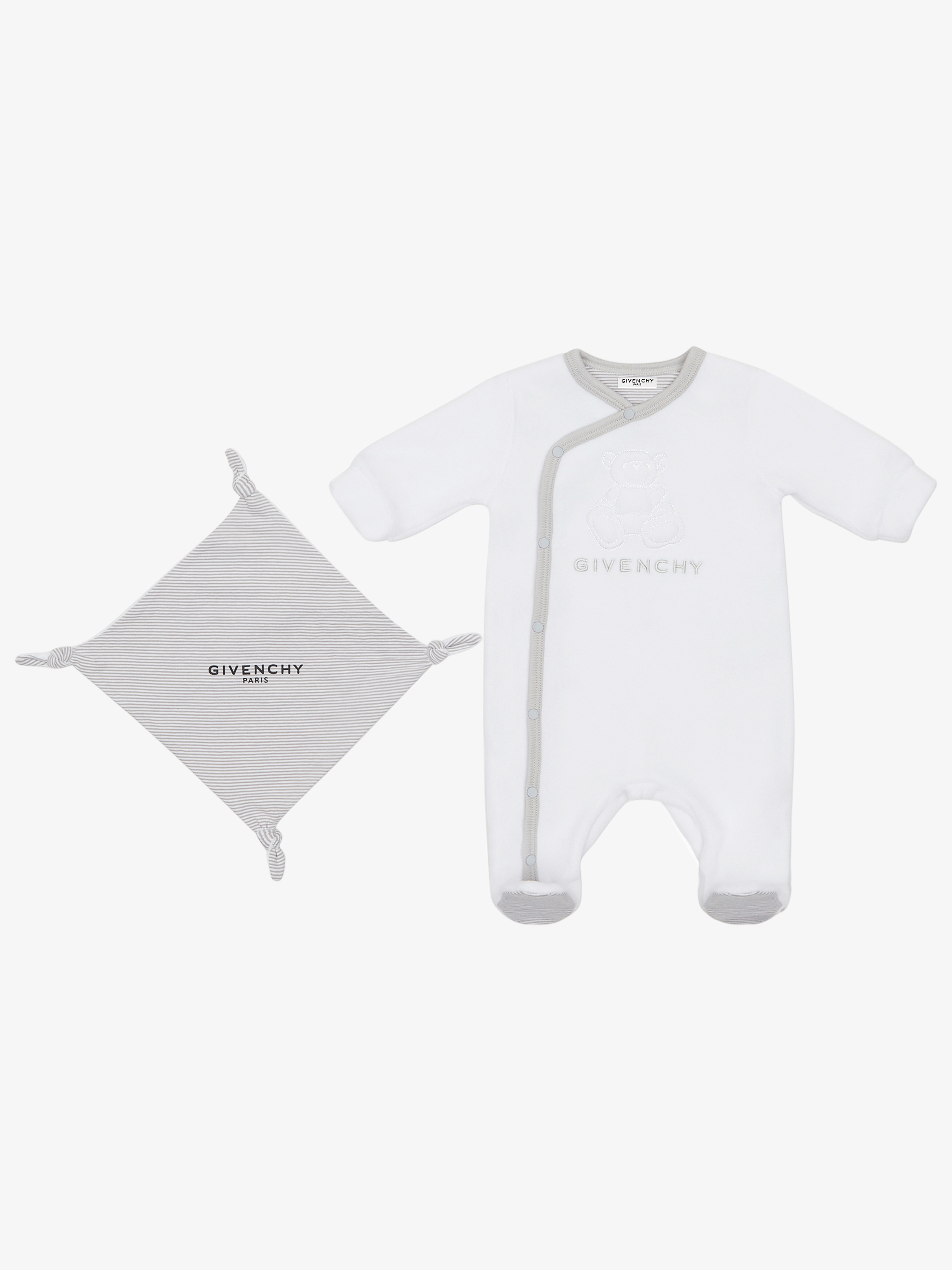 GIVENCHY baby gift set