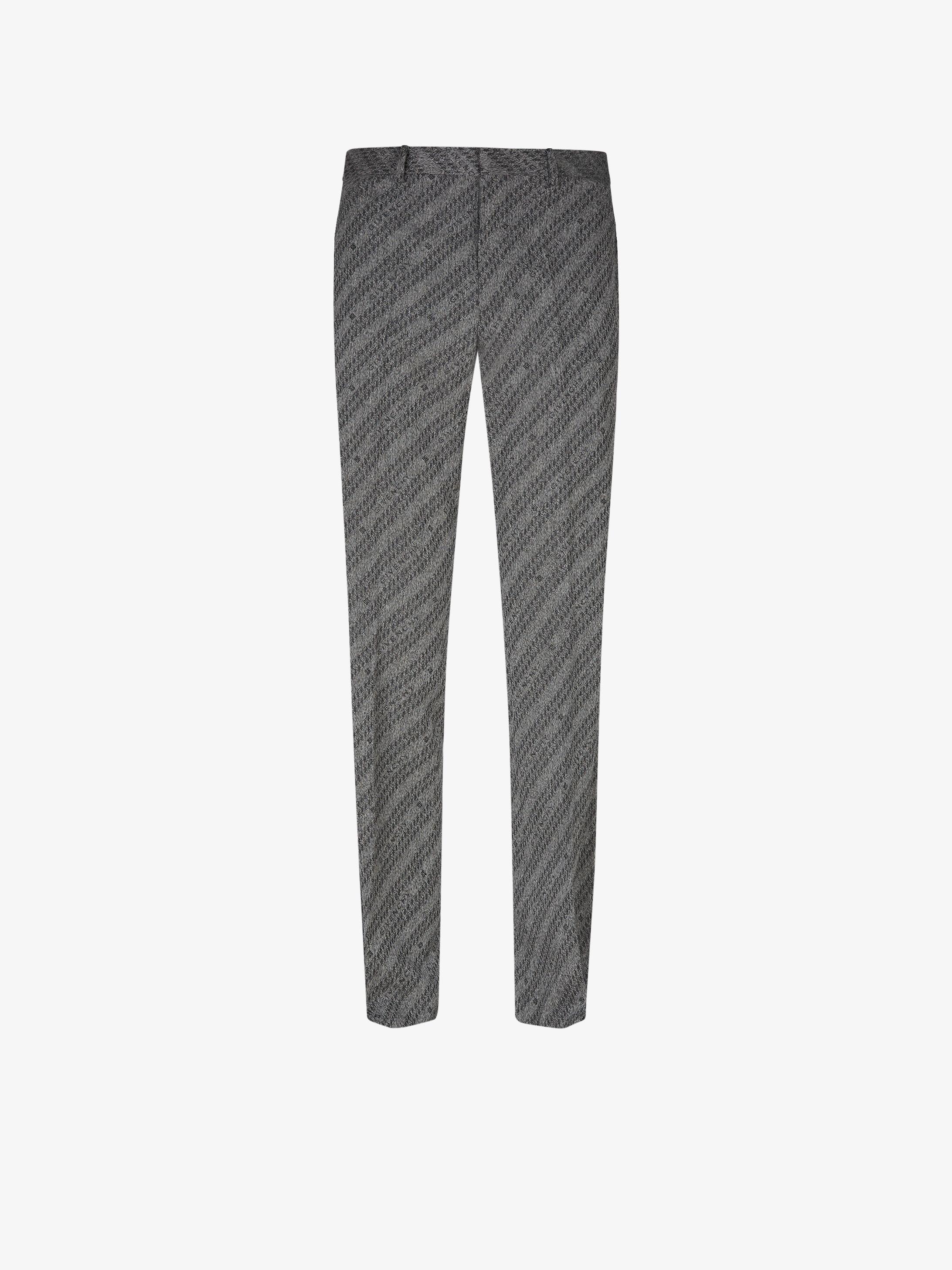 Pantalon en jacquard GIVENCHY Chaîne