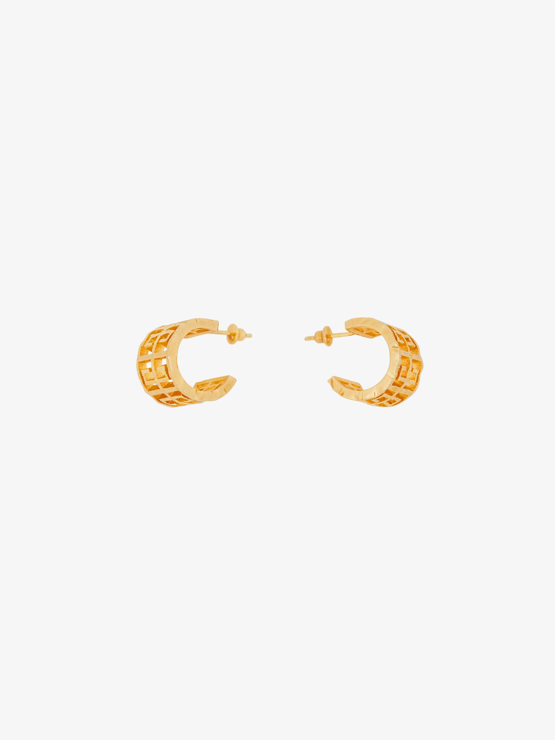 4G earrings