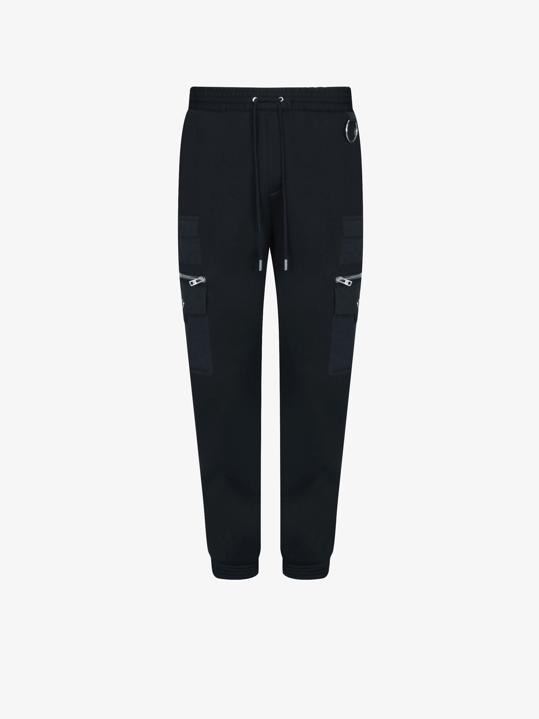 Multipockets  jogging pants