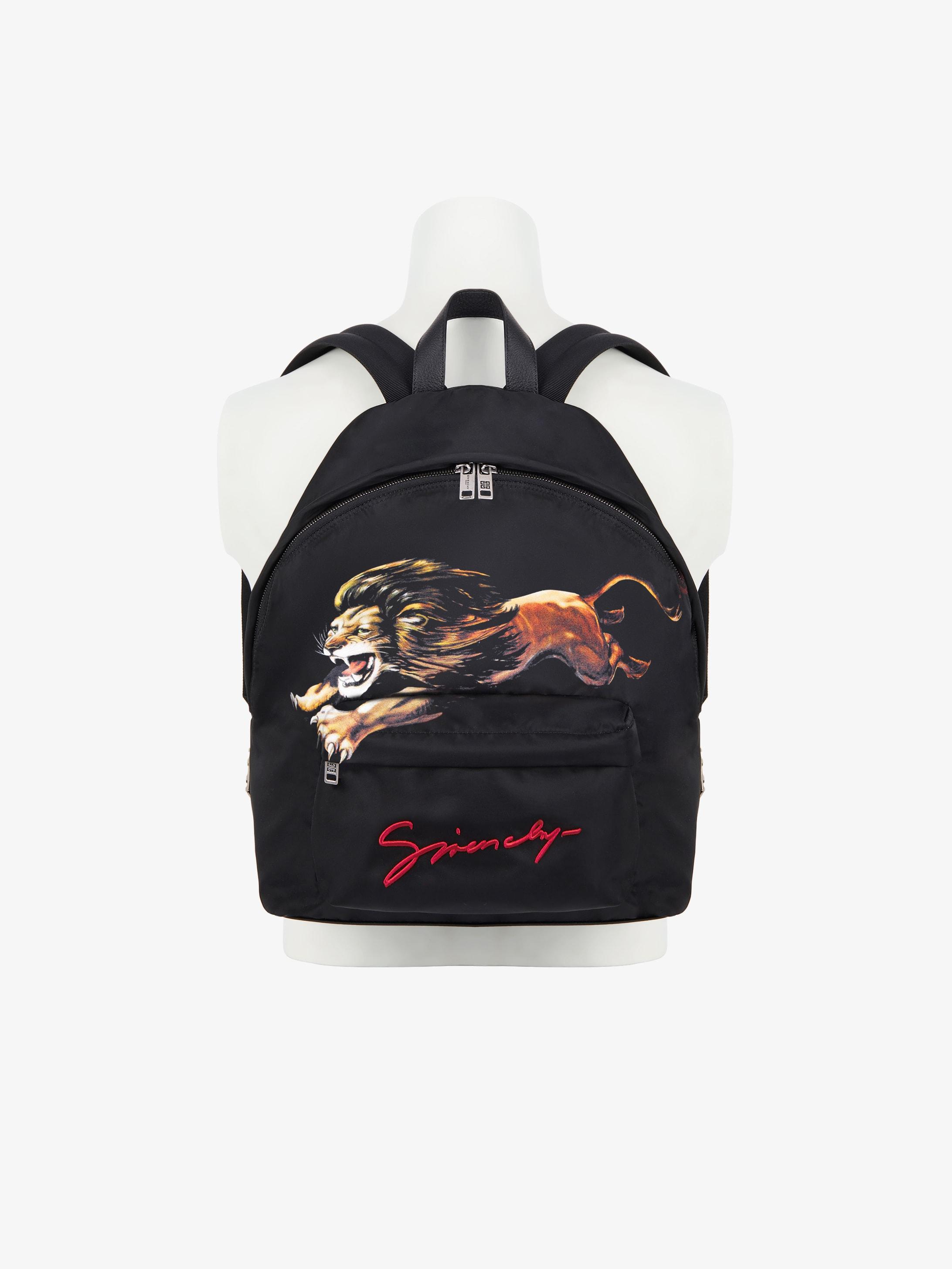Leo backpack in nylon