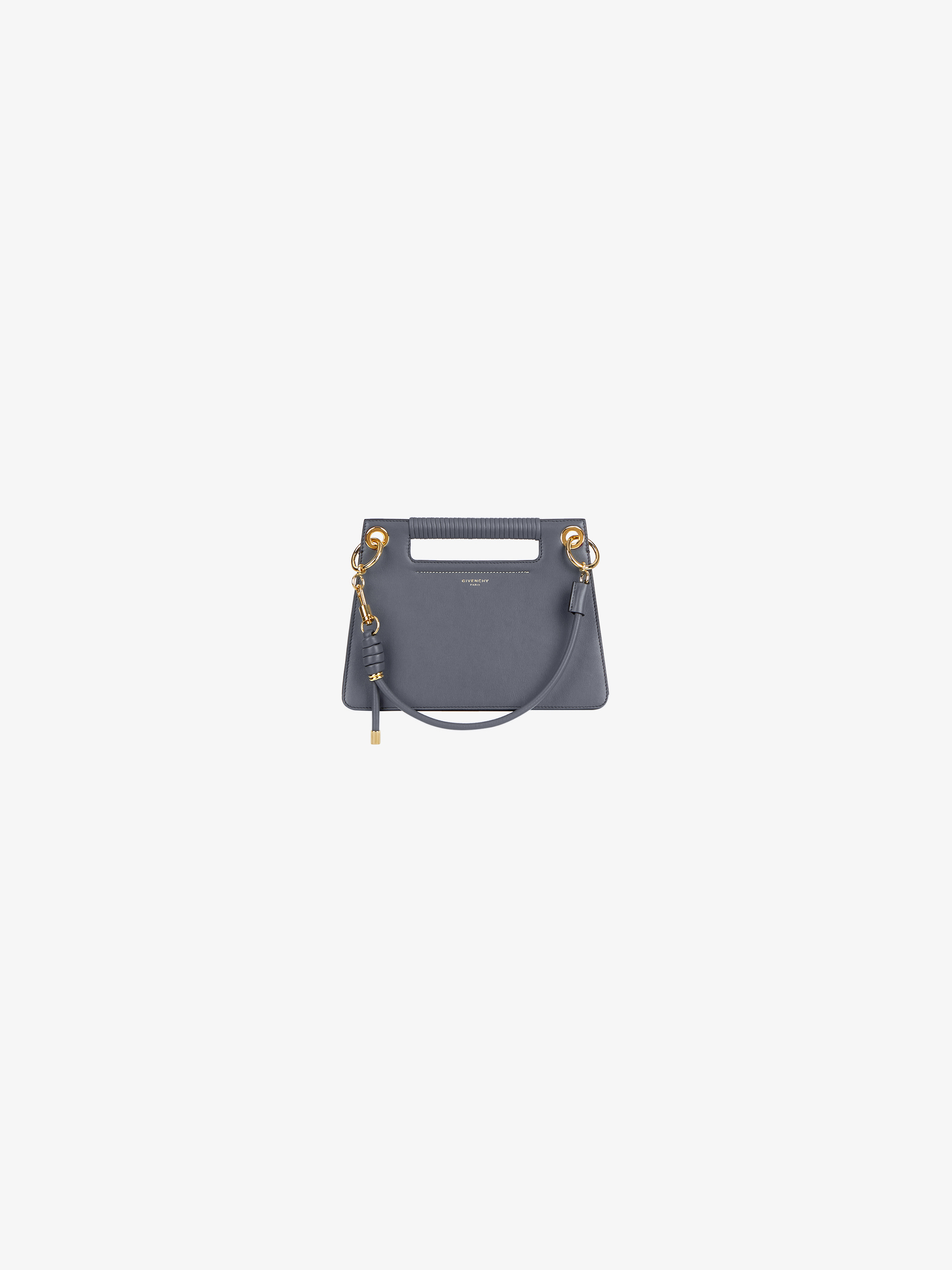 Small Whip bag with contrasting details