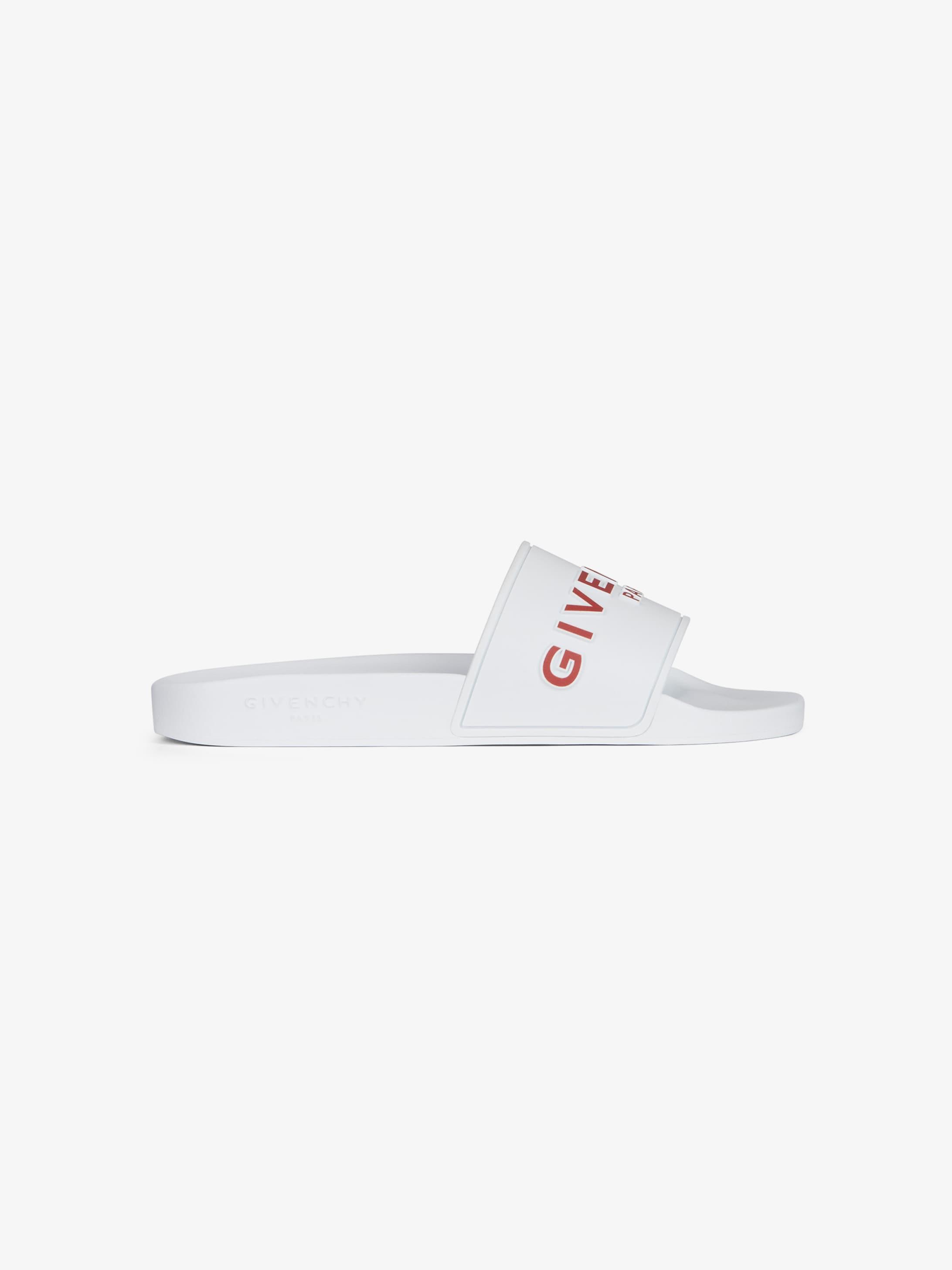 GIVENCHY PARIS flat sandals