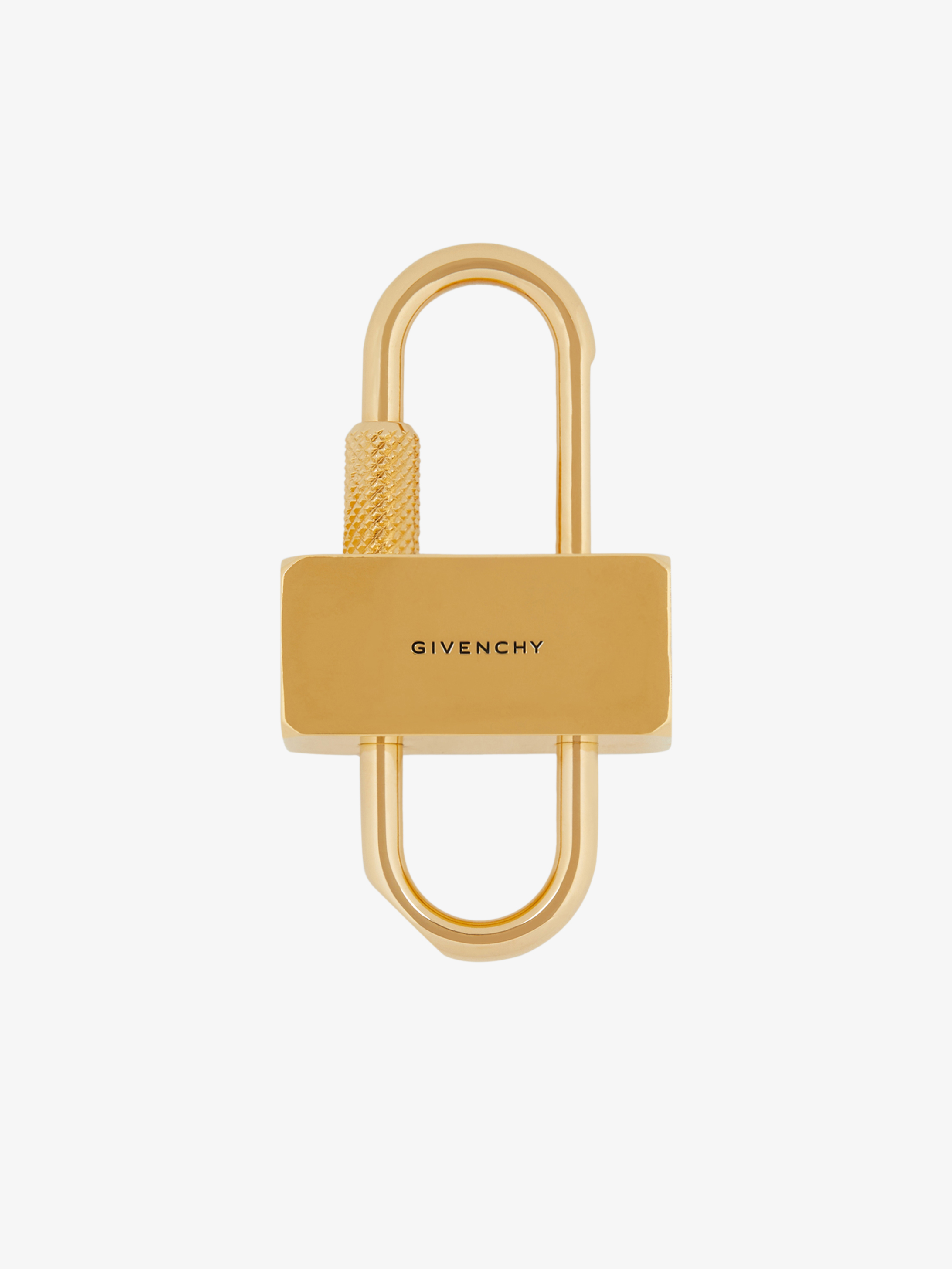 Small 4G padlock in metal