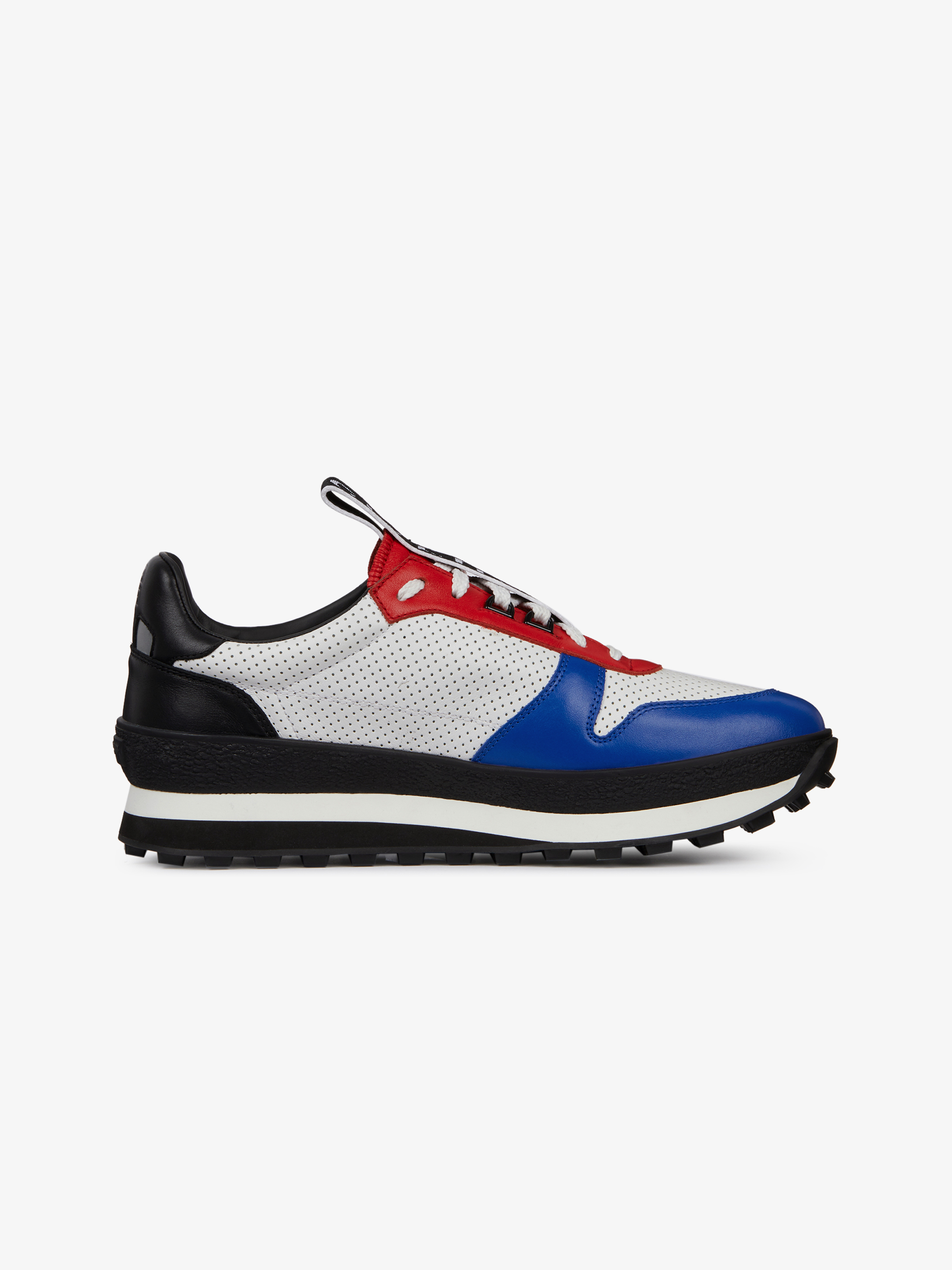 GIVENCHY runner sneakers in leather and nylon