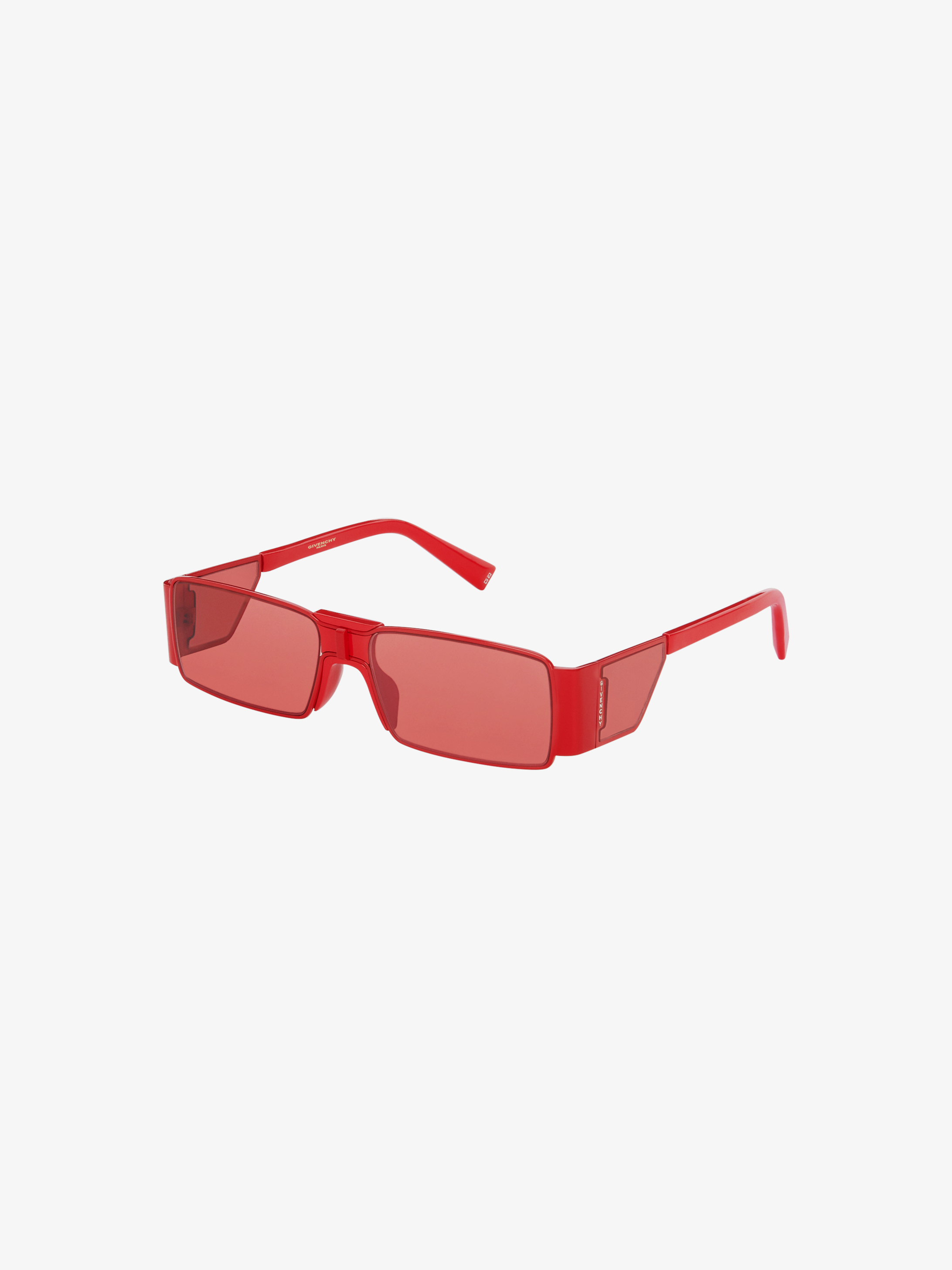 GV Vision sunglasses in metal and nylon