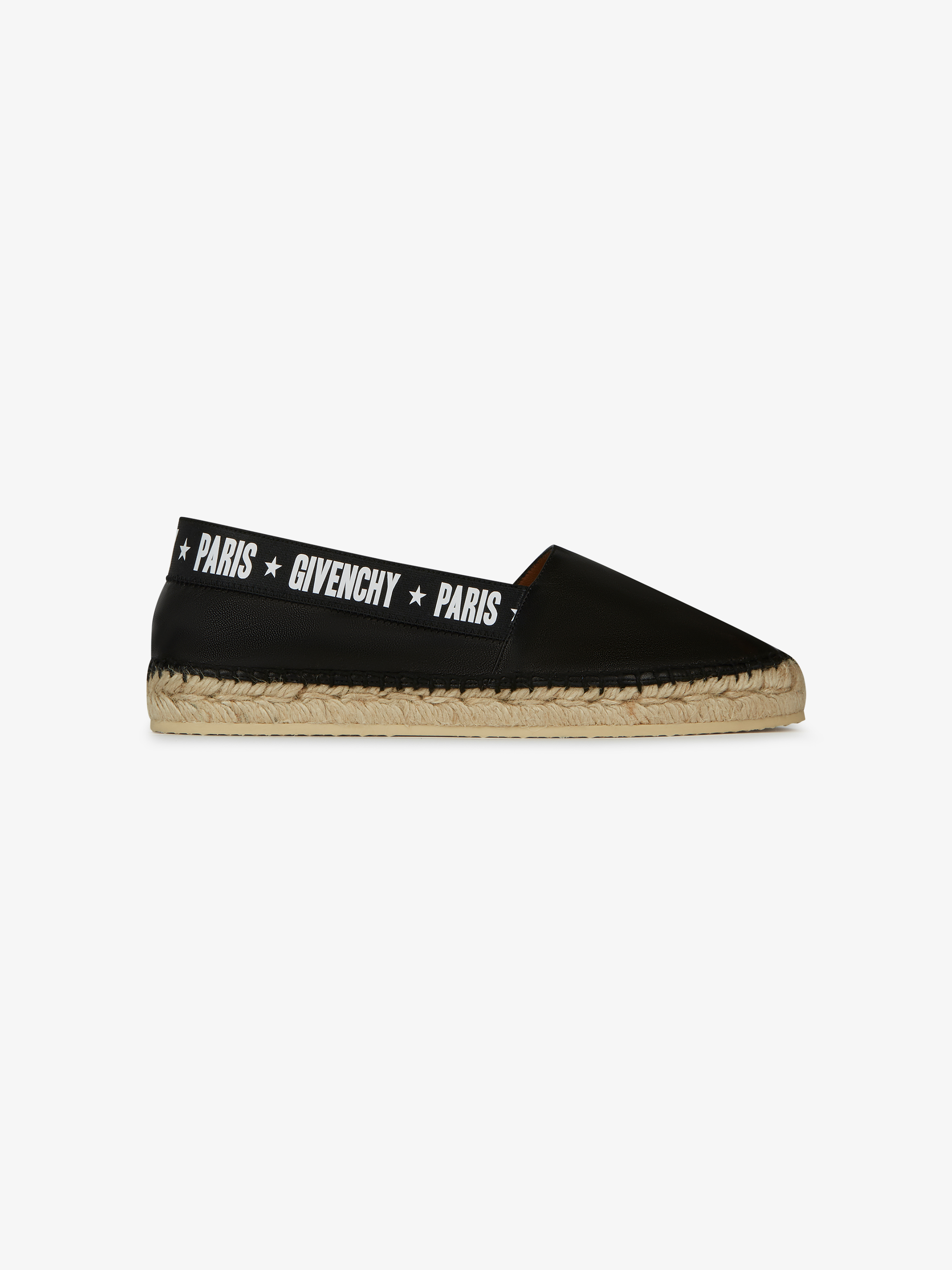 GIVENCHY and stars espadrillas