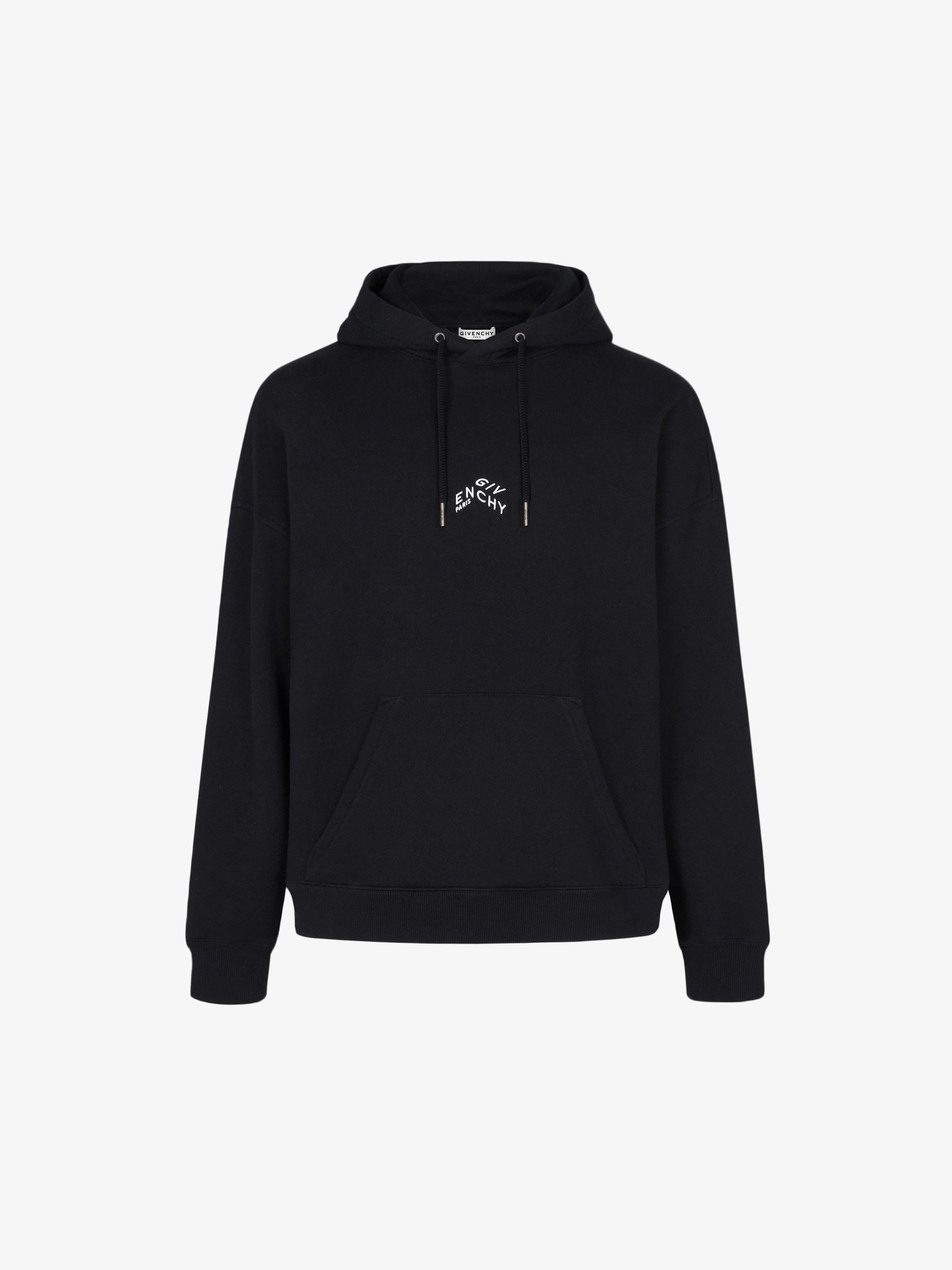 GIVENCHY Refracted embroidered hoodie