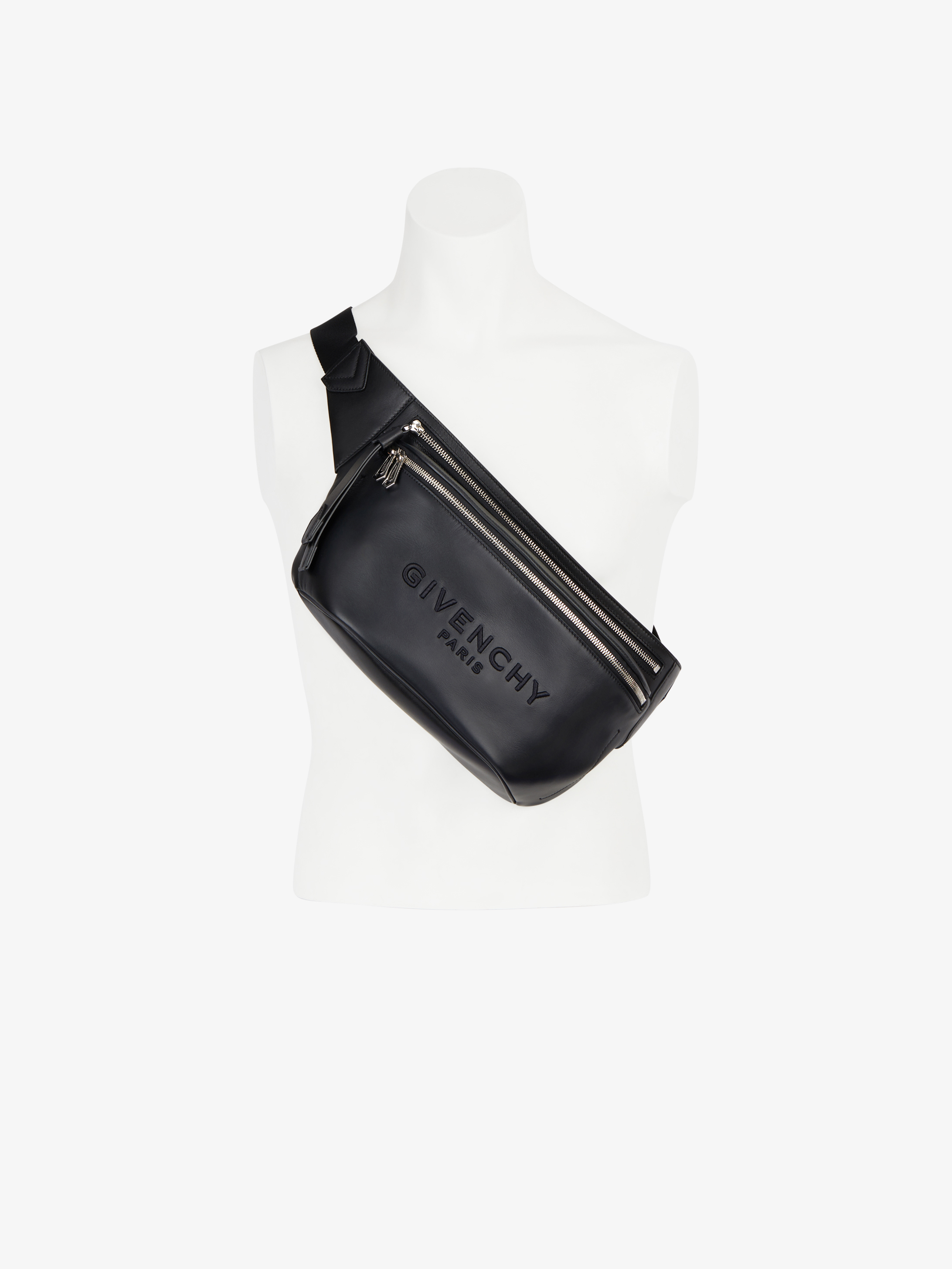 GIVENCHY Downtown bum bag in leather
