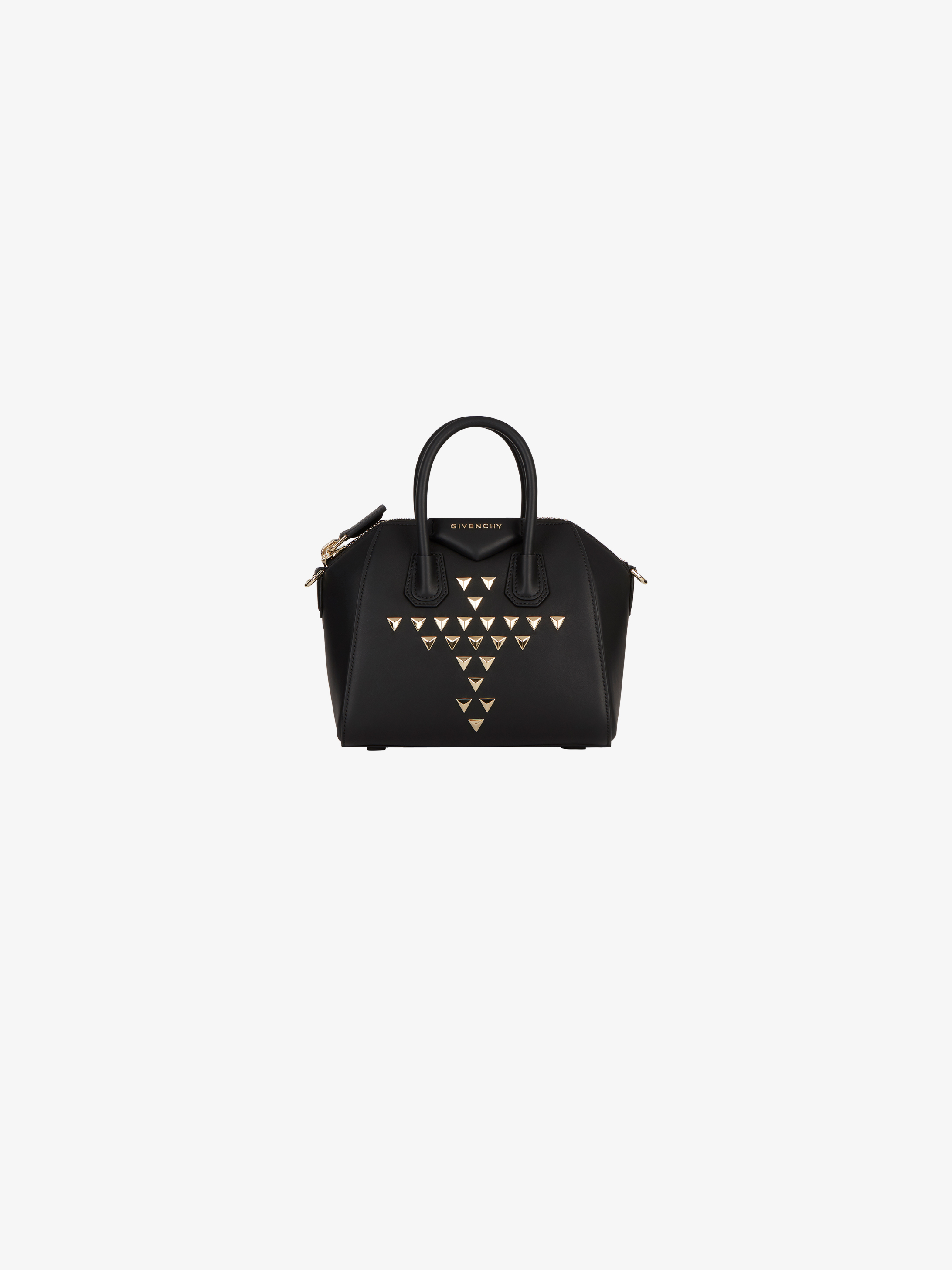 4e1fdc03c88e Givenchy Studded small Antigona bag