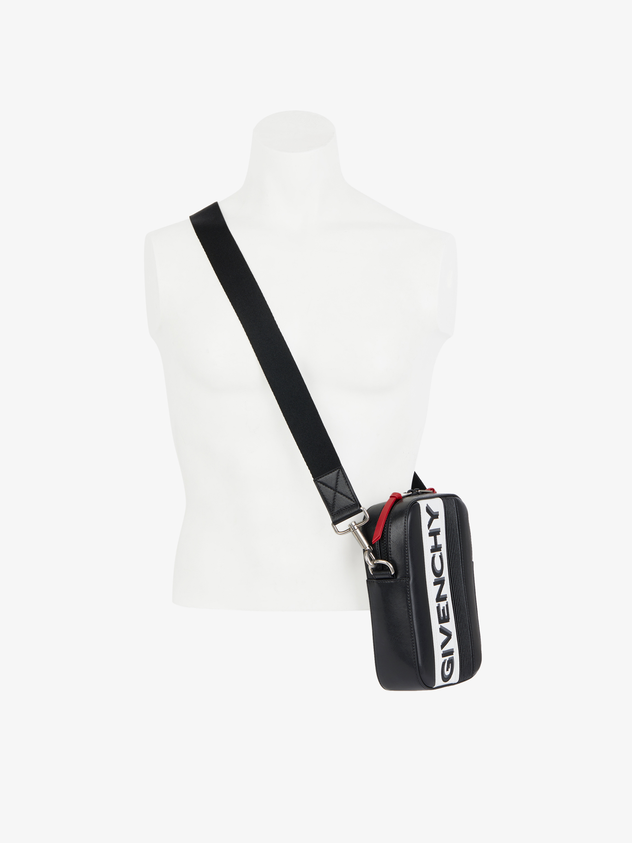 Vertical reverse GIVENCHY cross-body bag
