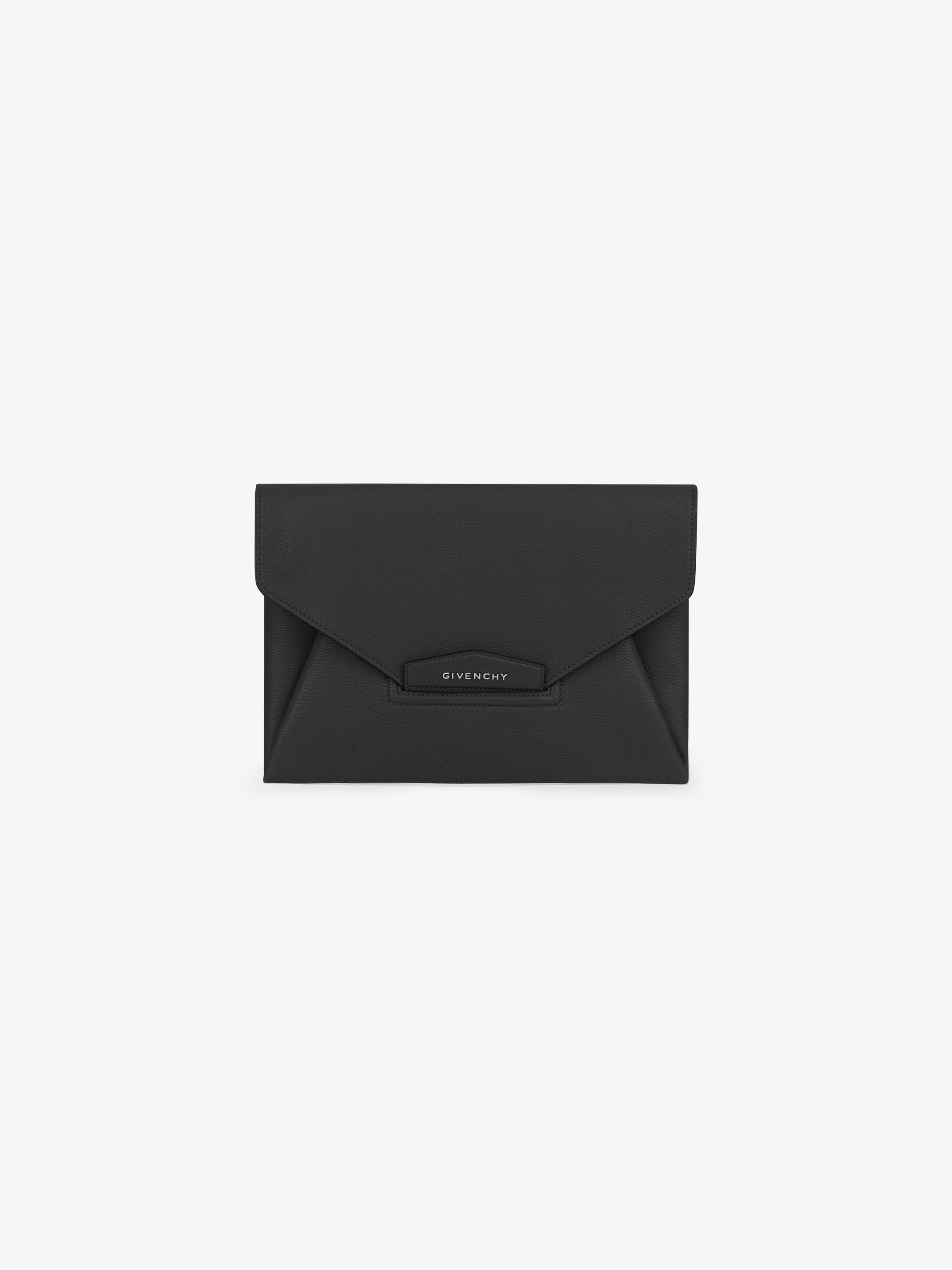 Antigona pouch in leather