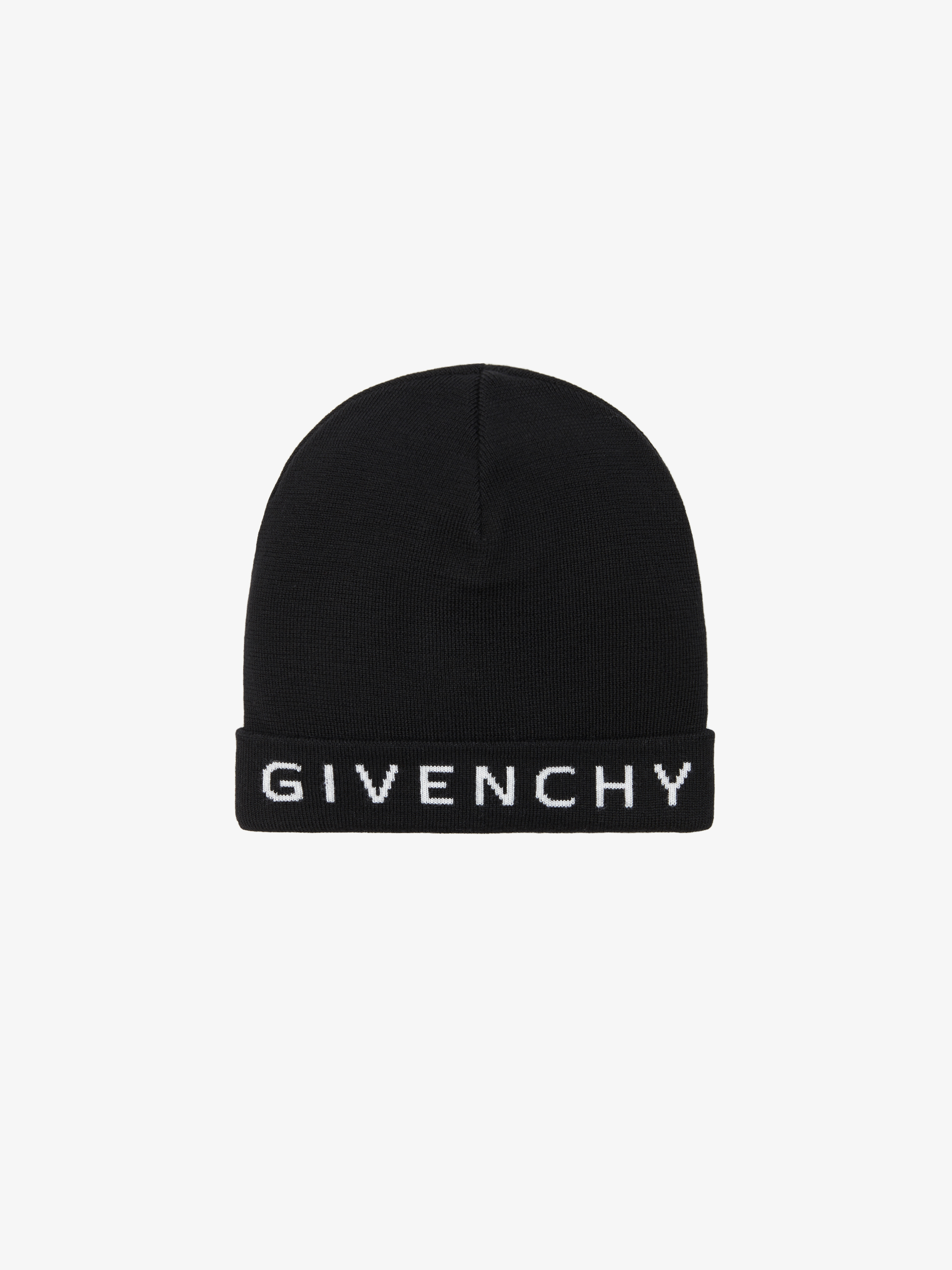 GIVENCHY beanie in wool