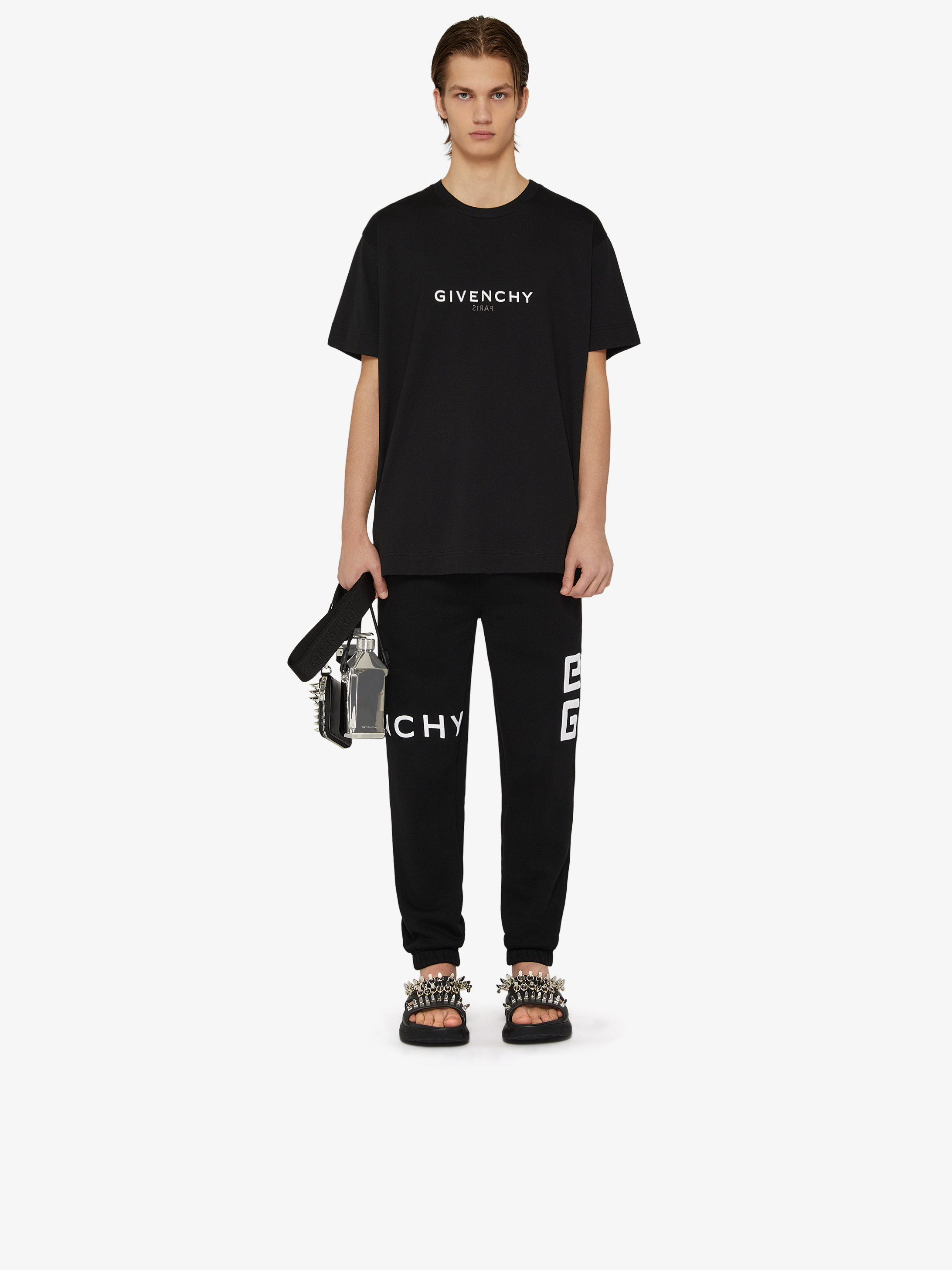 T-shirt oversized GIVENCHY Reverse
