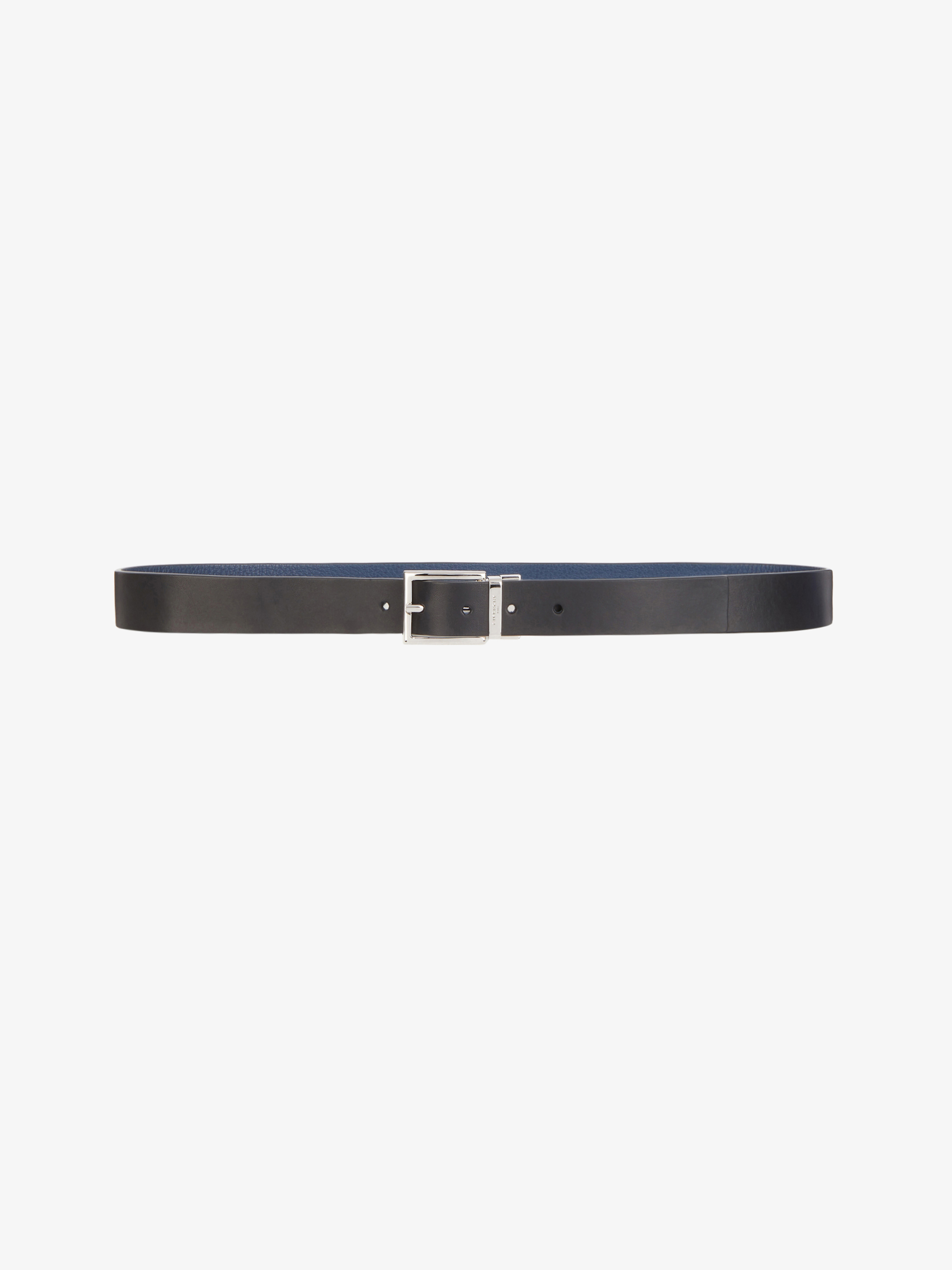 GIVENCHY reversible belt in leather