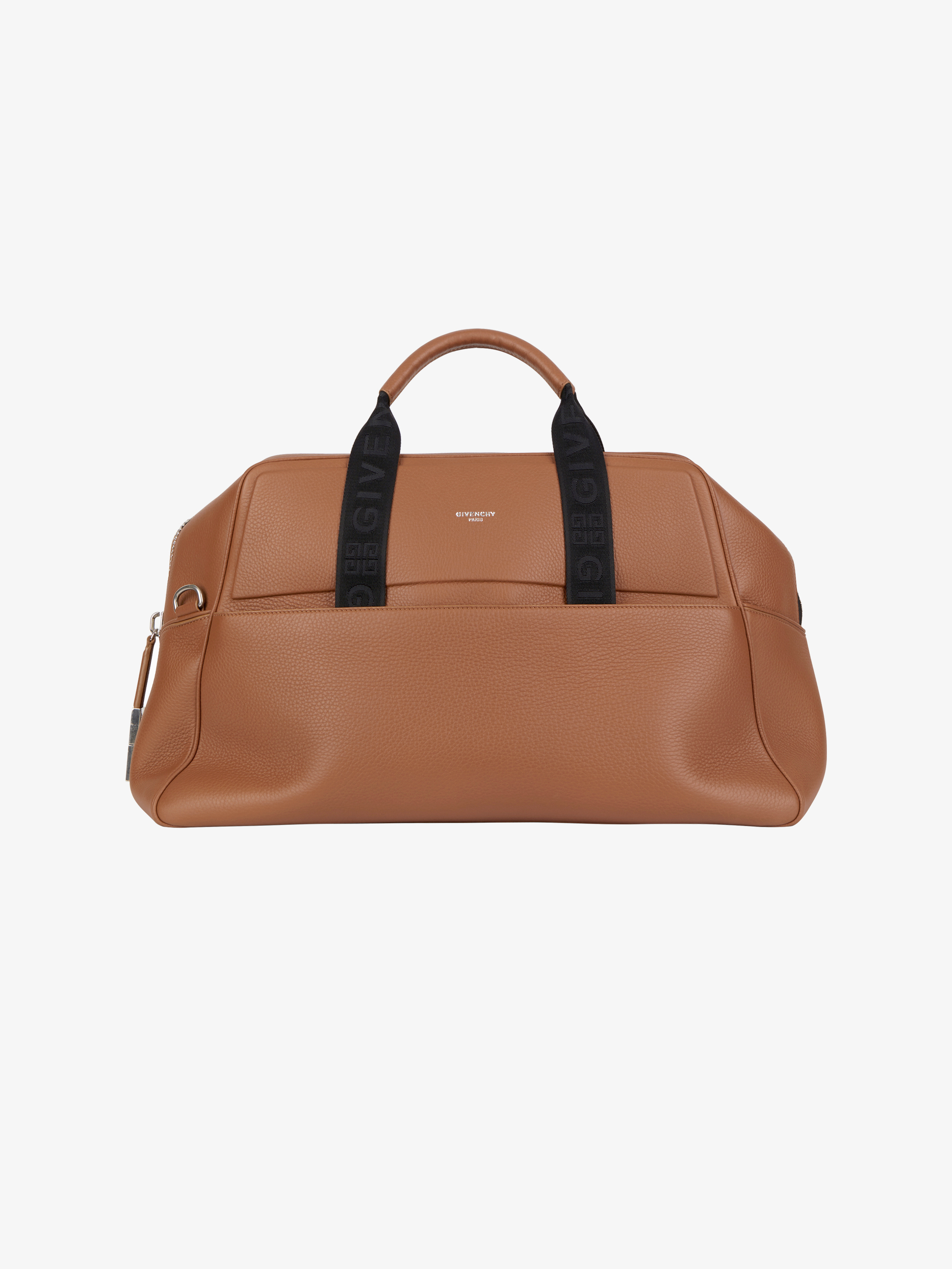ec00b6f409 Weekender bag in grained leather | GIVENCHY Paris