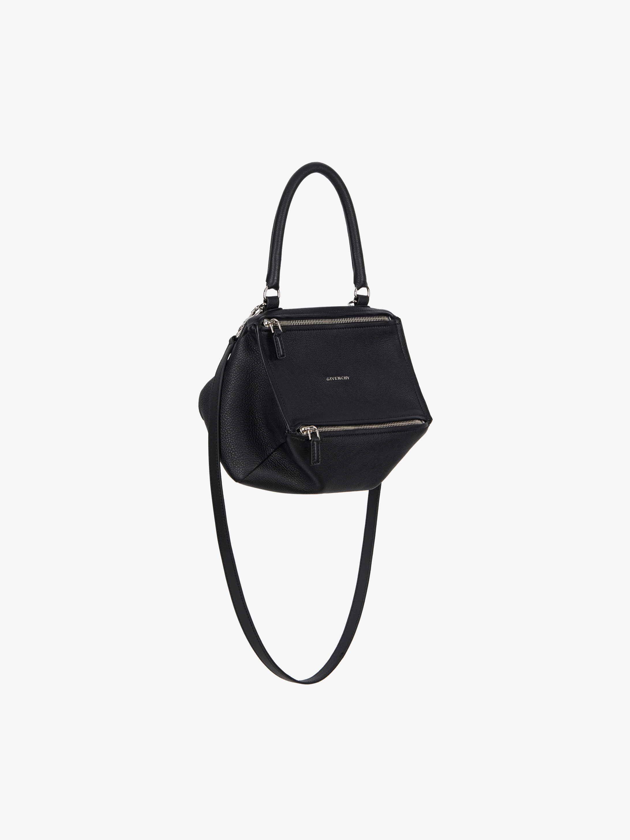 ec9dd95abb0 Small Pandora bag in grained leather