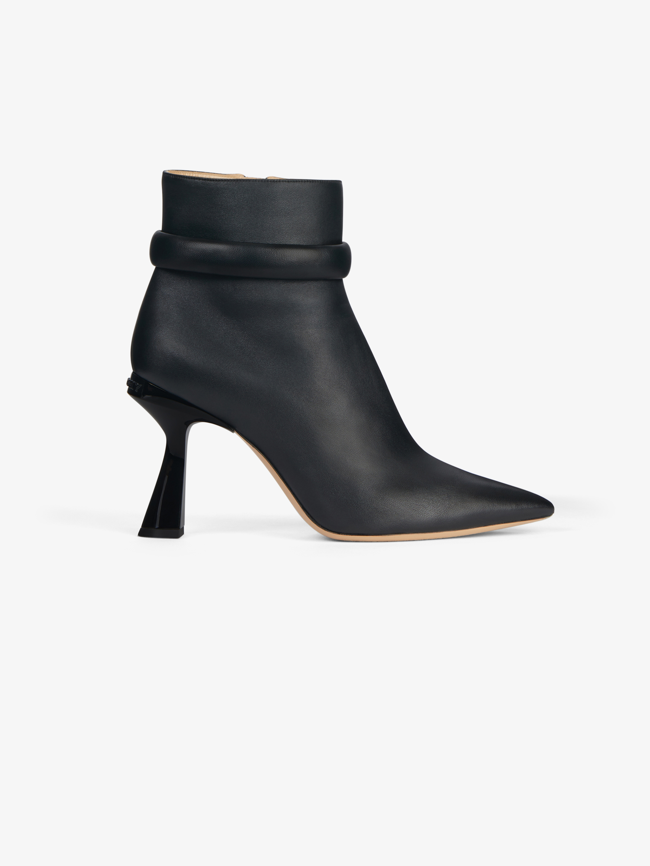 Carène boots in leather