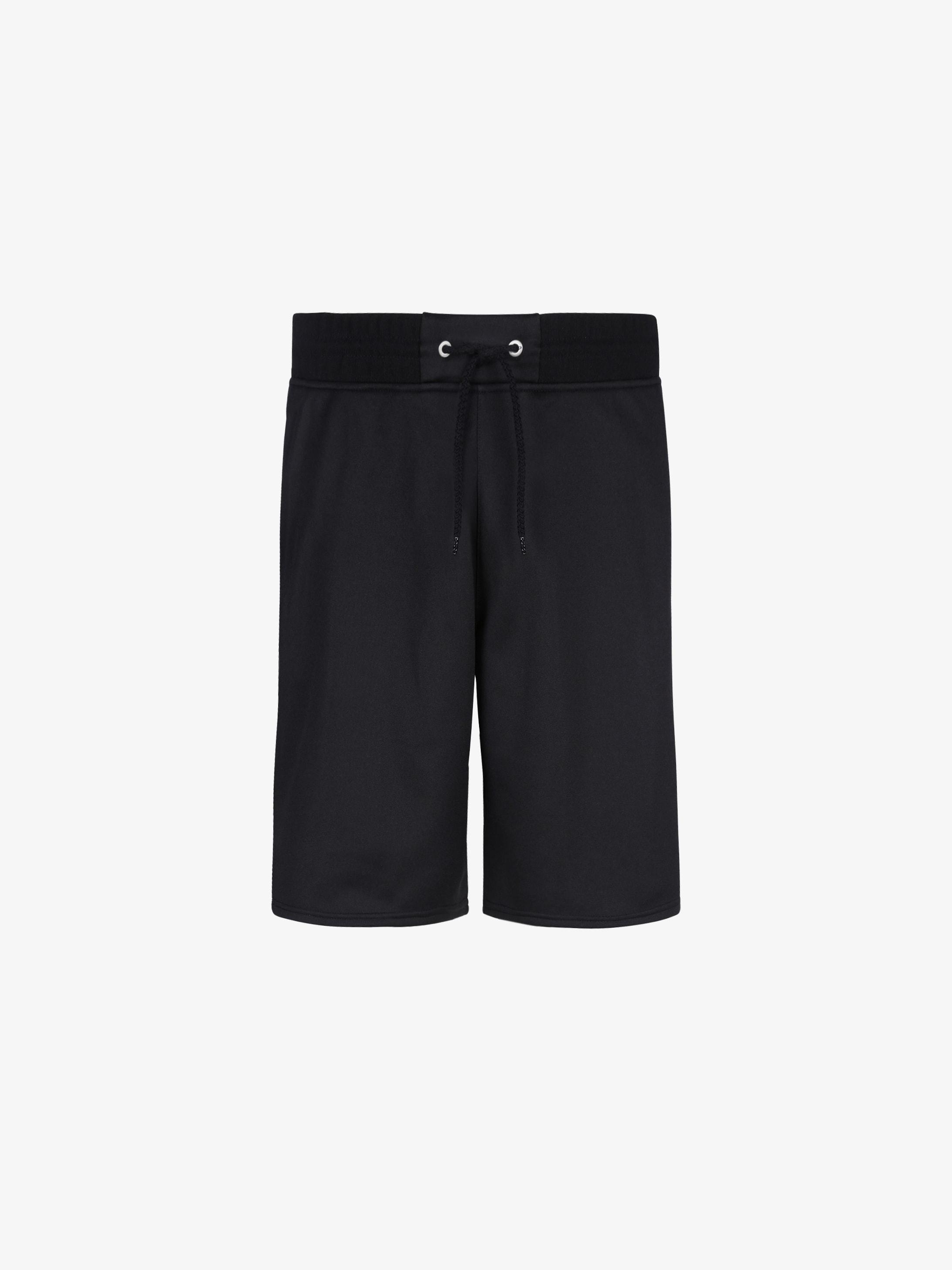 GIVENCHY 4G webbing short pants